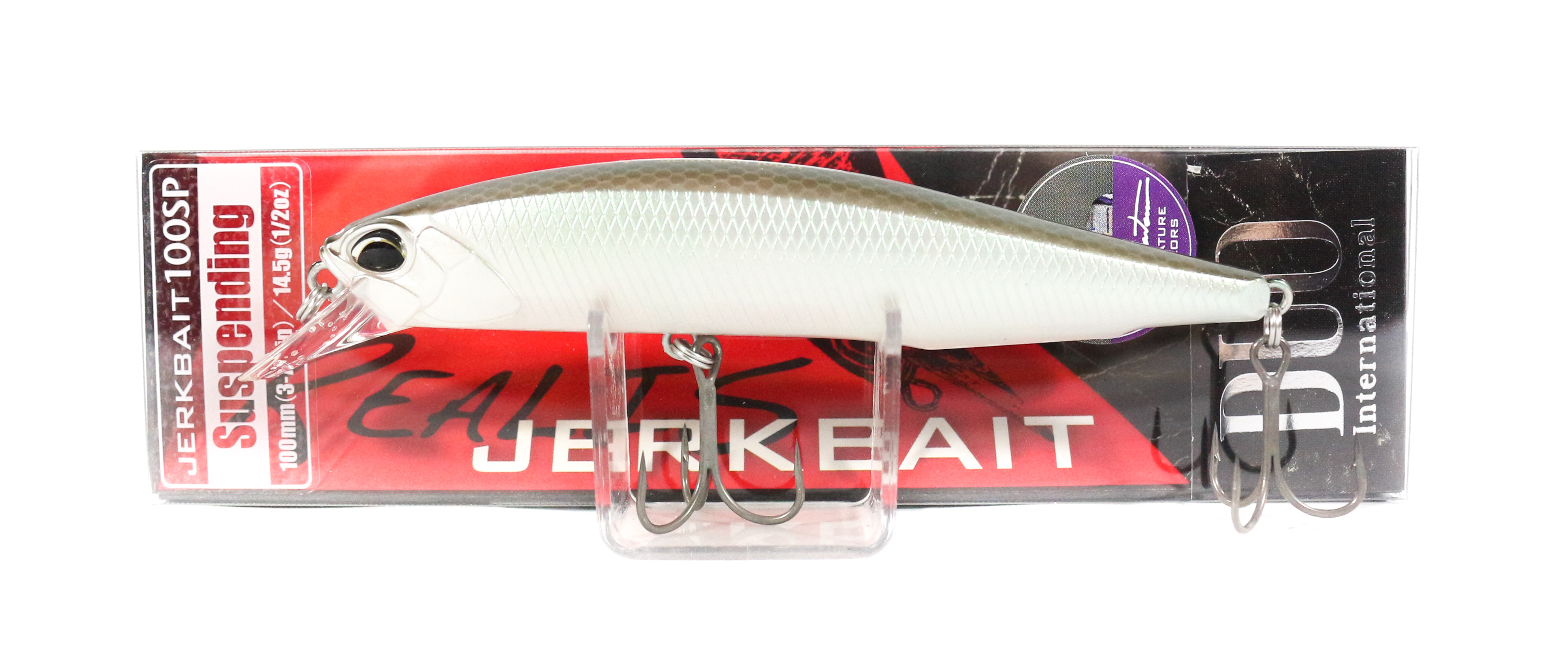 Duo Realis Jerkbait 100SP Suspend Lure CCC3116 (4485)