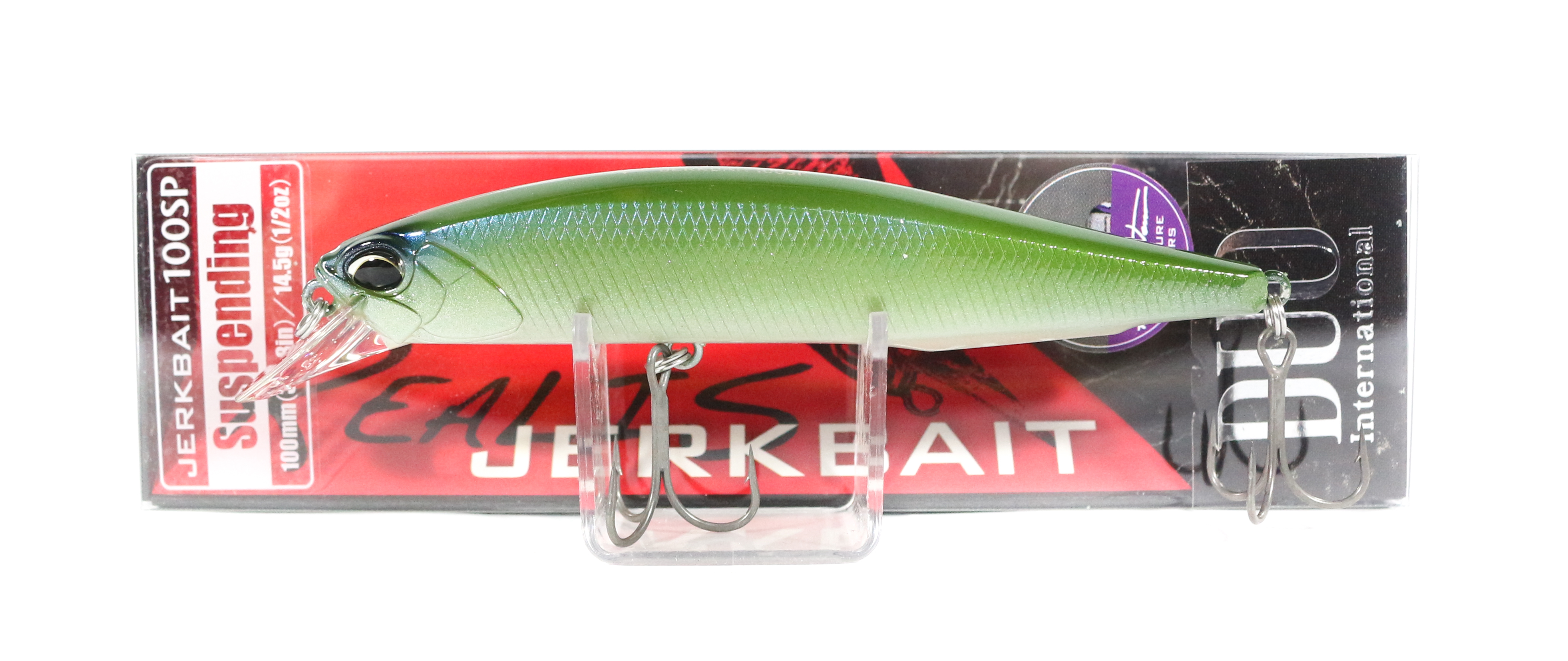 Duo Realis Jerkbait 100SP Suspend Lure CCC3164 (4492)
