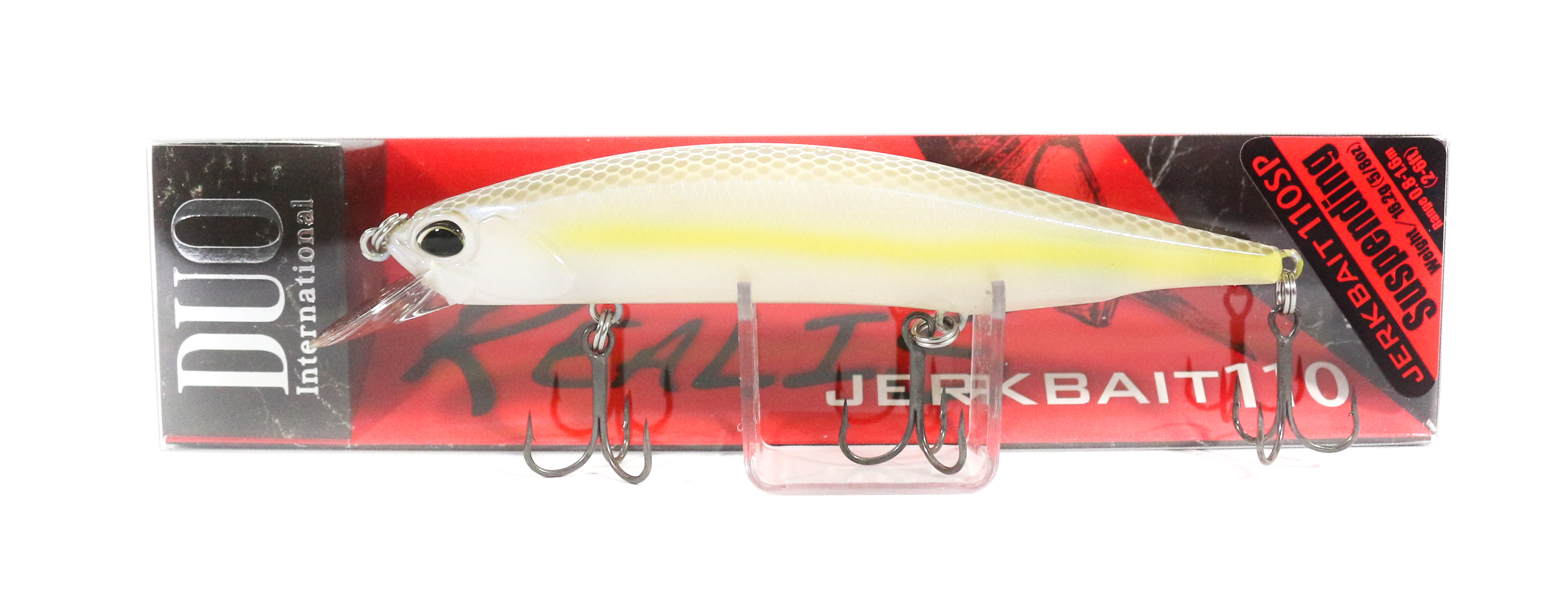 Duo Realis Jerkbait 110SP Suspend Lure ACC3162 (6473)