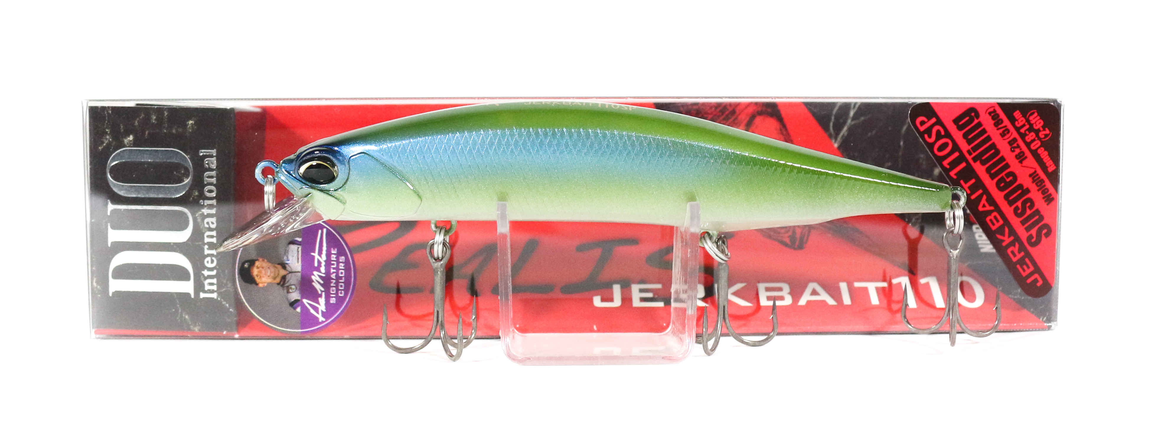 Duo Realis Jerkbait 110SP Suspend Lure CCC3164 (4522)