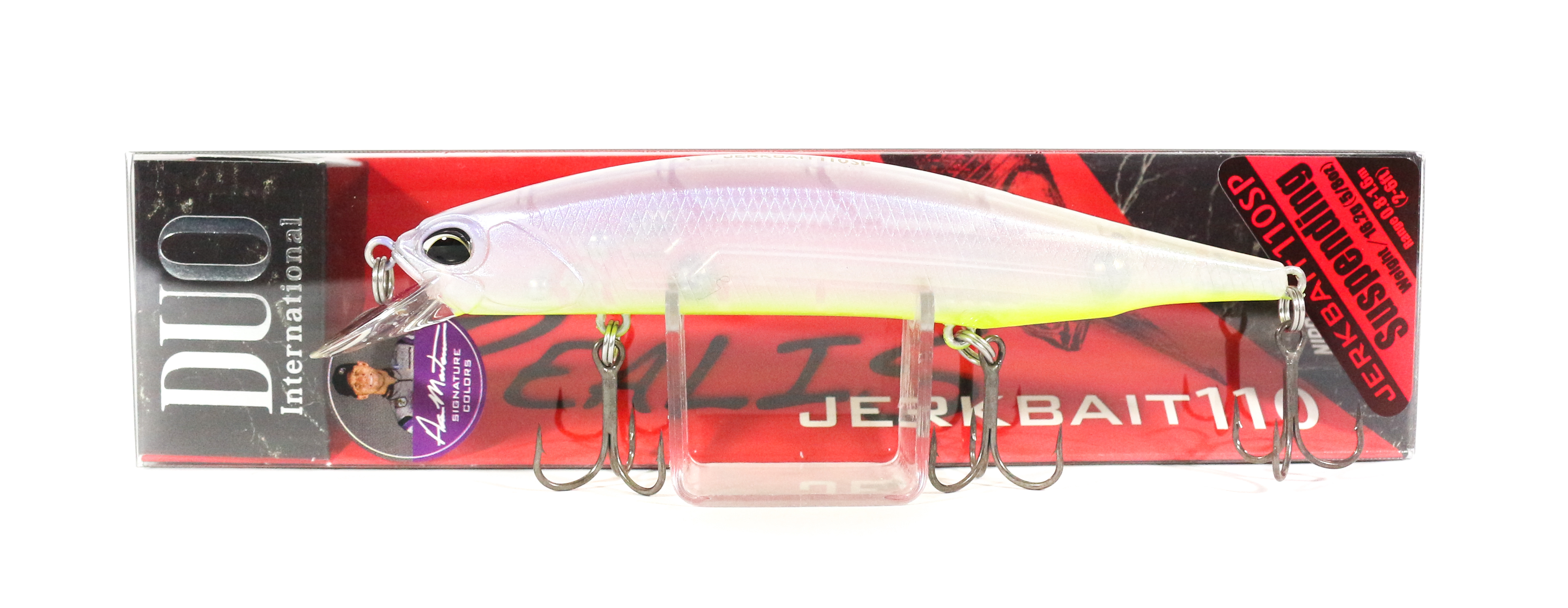 Duo Realis Jerkbait 110SP Suspend Lure CCC3179 (4539)