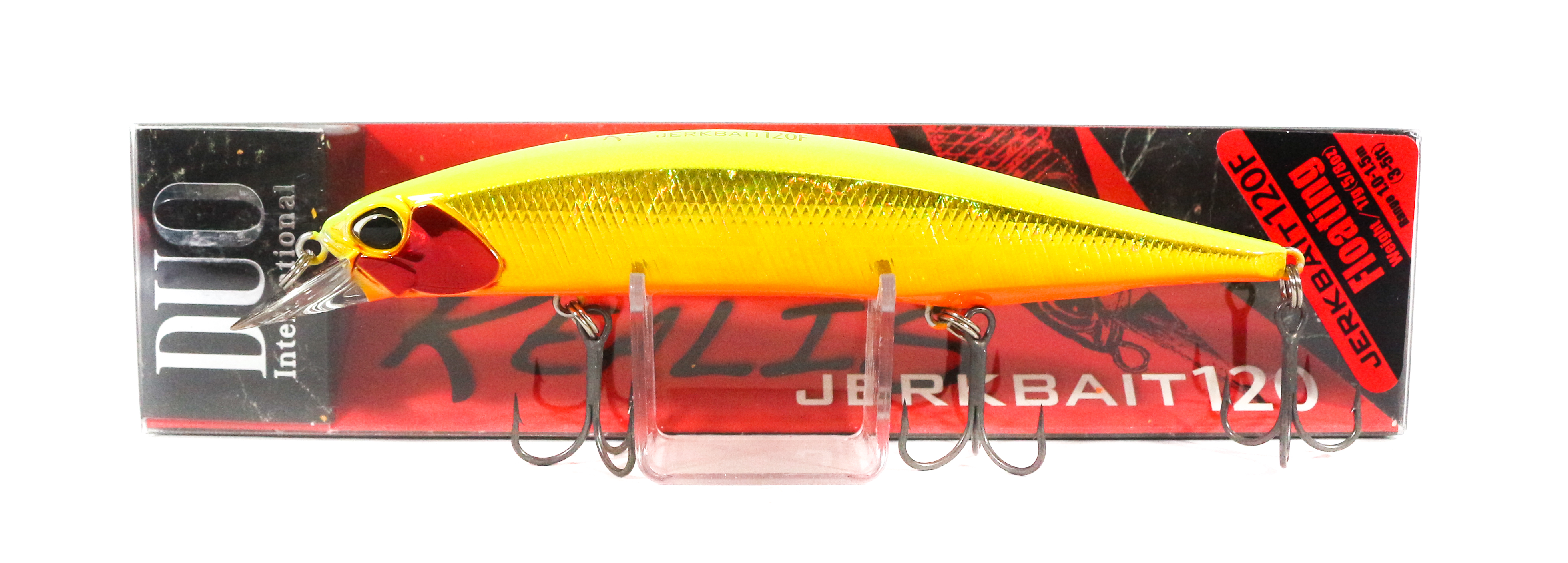 Duo Realis Jerkbait 120F Floating Lure ADA3121 (8423)