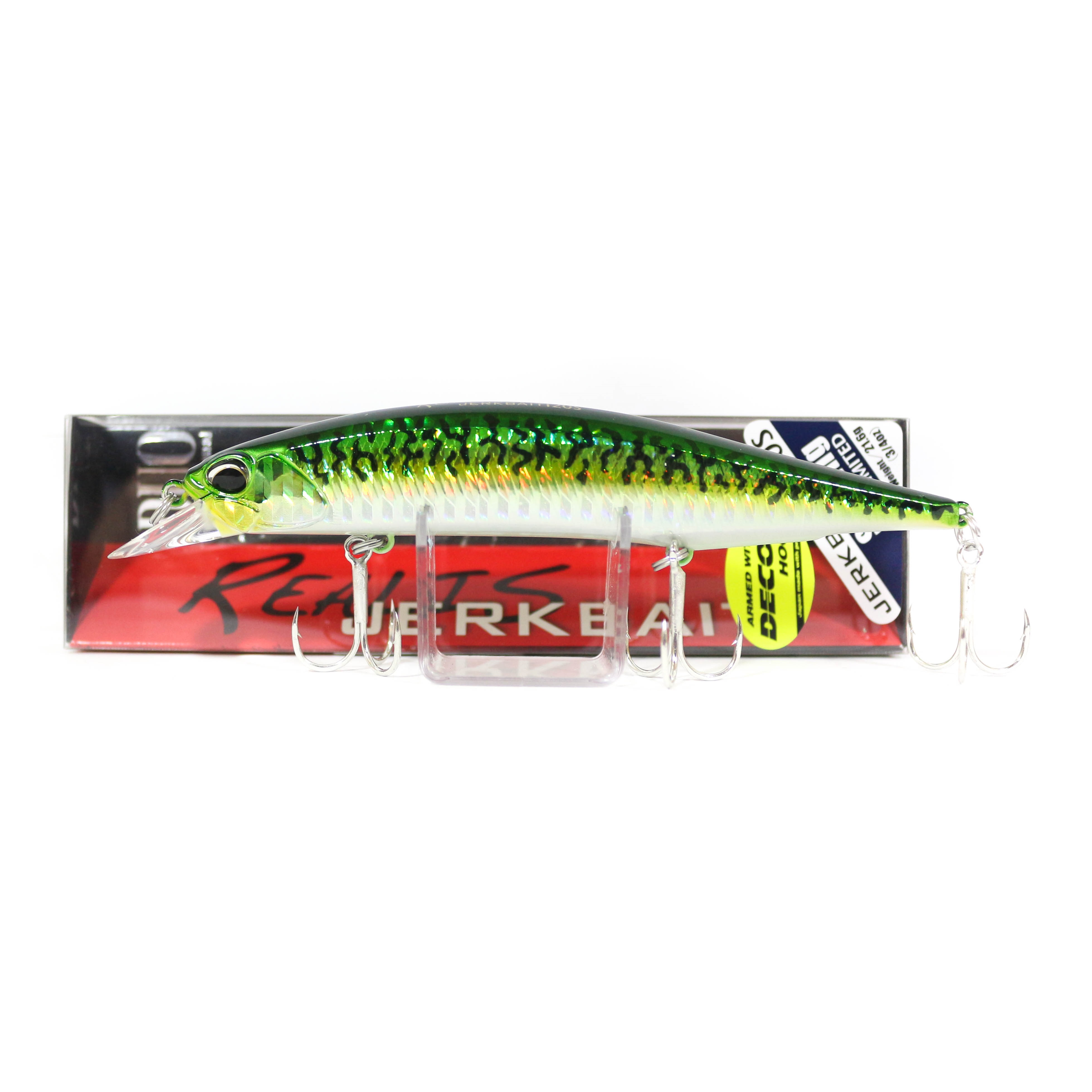 Duo Realis Jerkbait 120S SW Sinking Lure AHA0263 (6827)