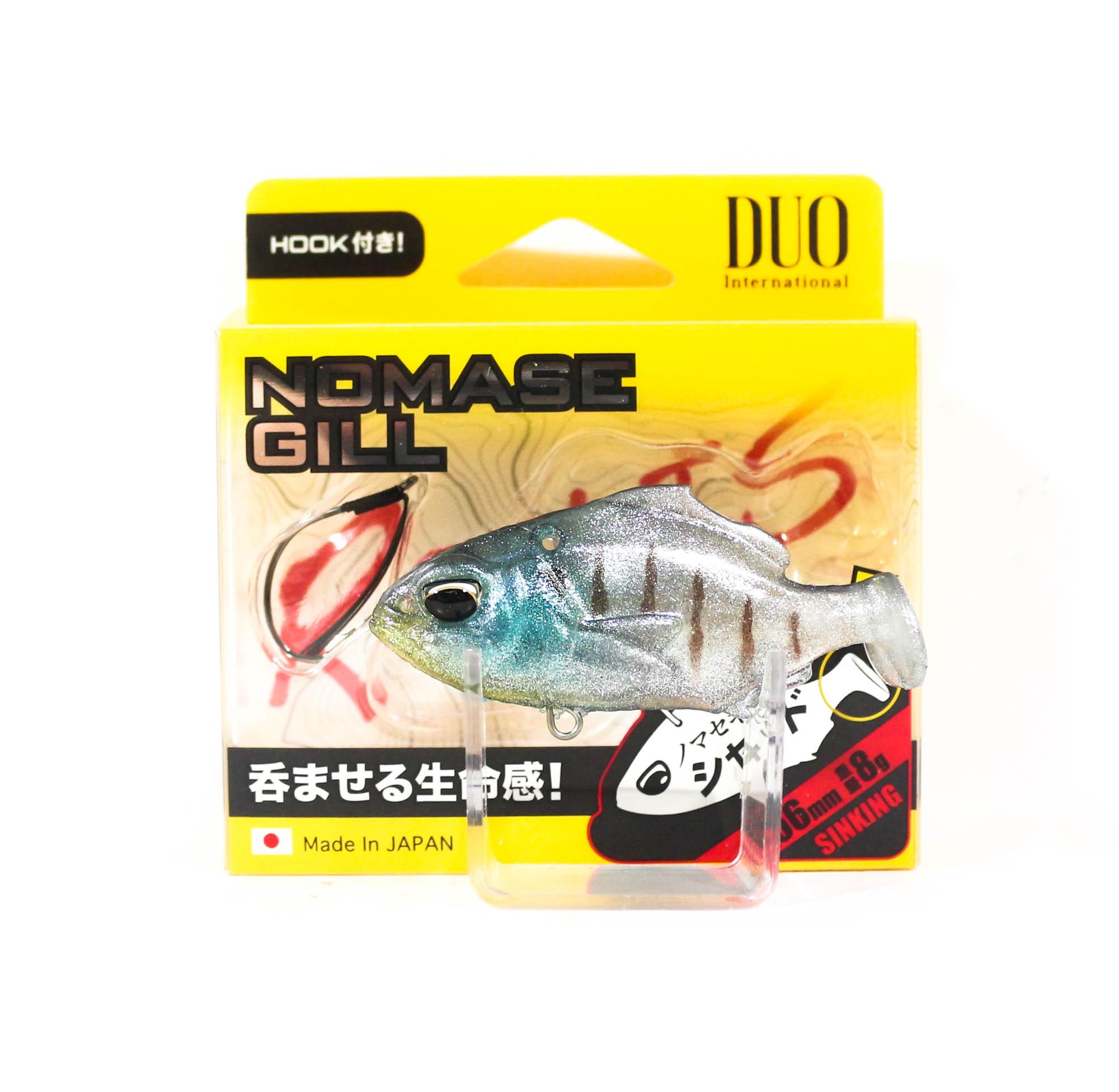 Duo Soft Lure Realis Nomase Gill Shad 5005 (0214)