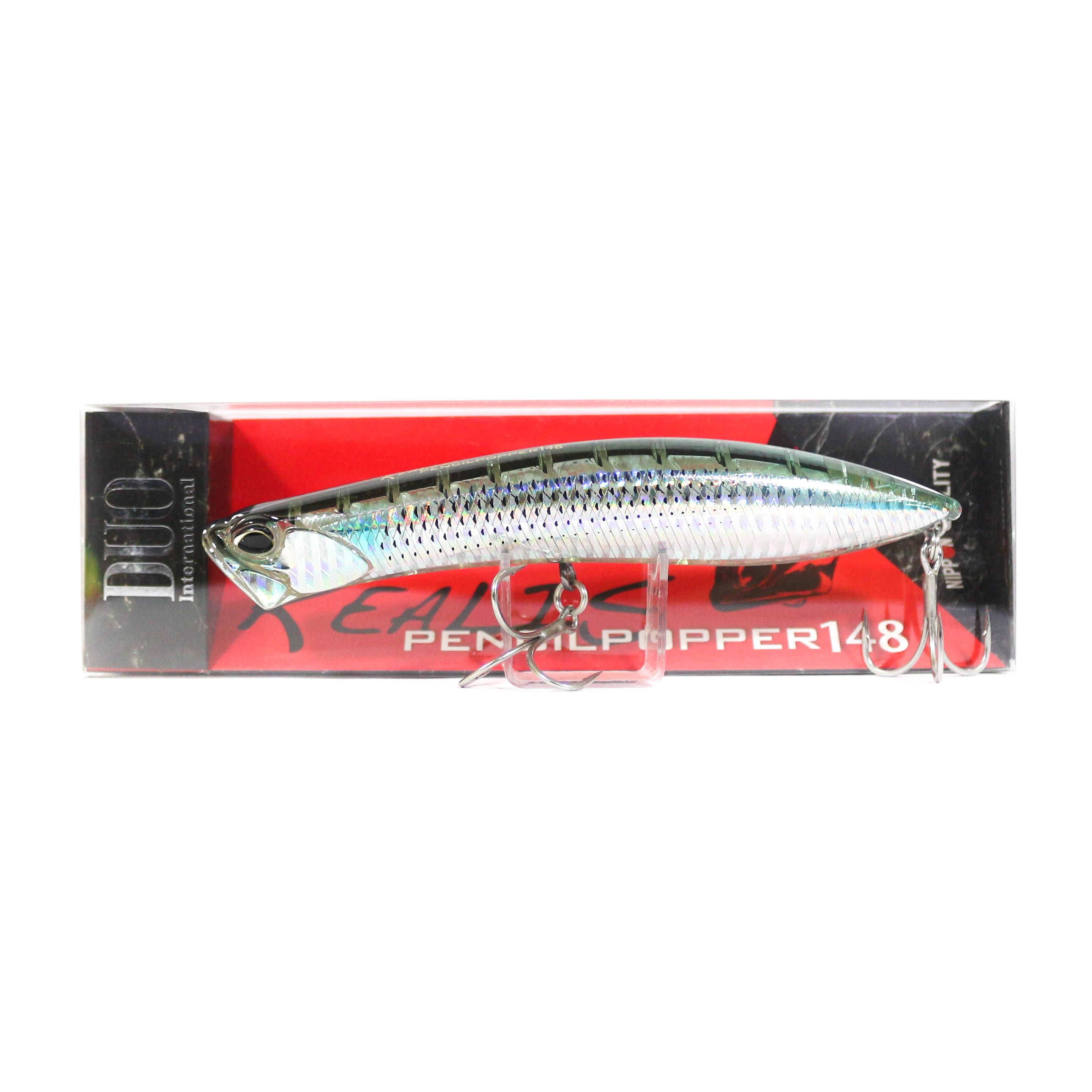 Sale Duo Realis Pencil Popper 148 SW Topwater Floating Lure GHN0193 (3473)