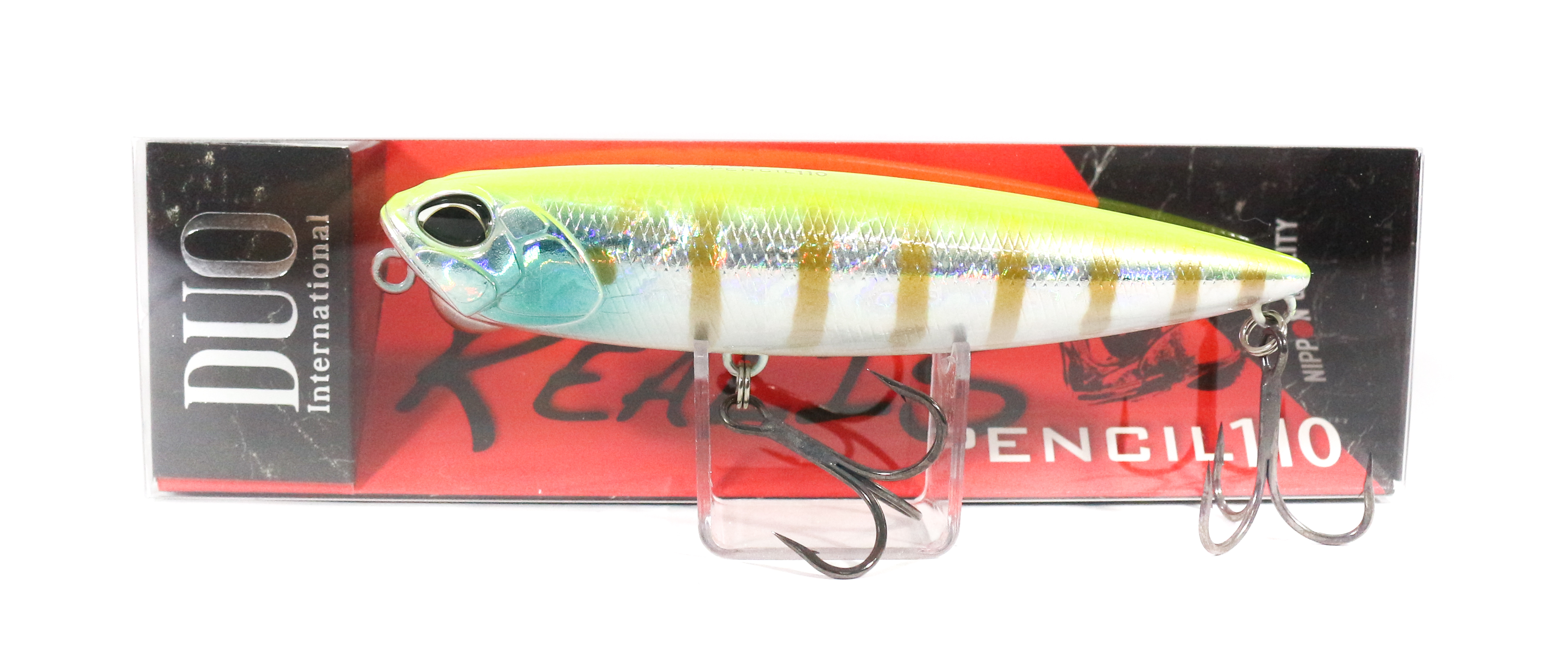 Duo Realis Pencil 110 Topwater Floating Lure ADA3066 (1798)
