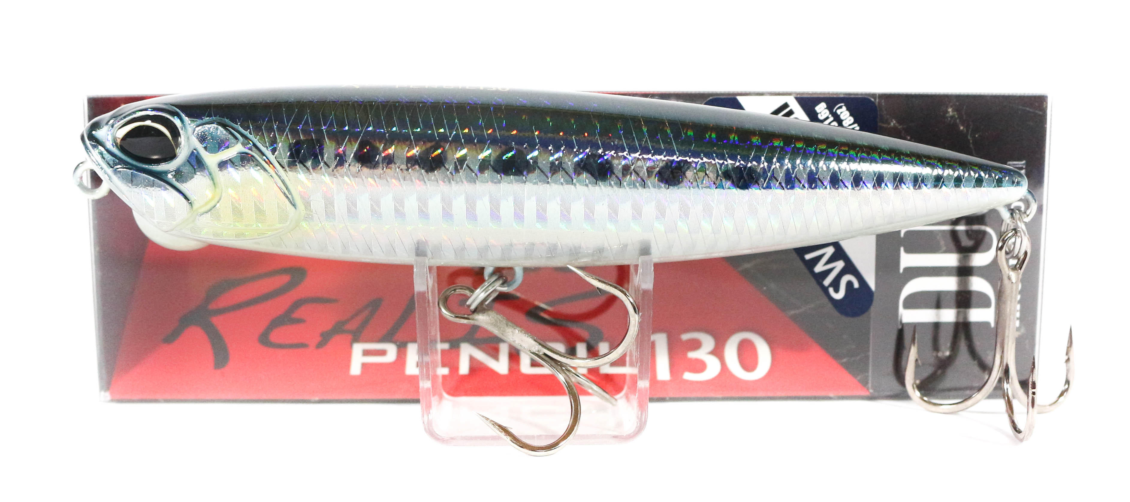 Duo Realis Pencil 130 SW Topwater Floating Lure AHA0011 (3778)