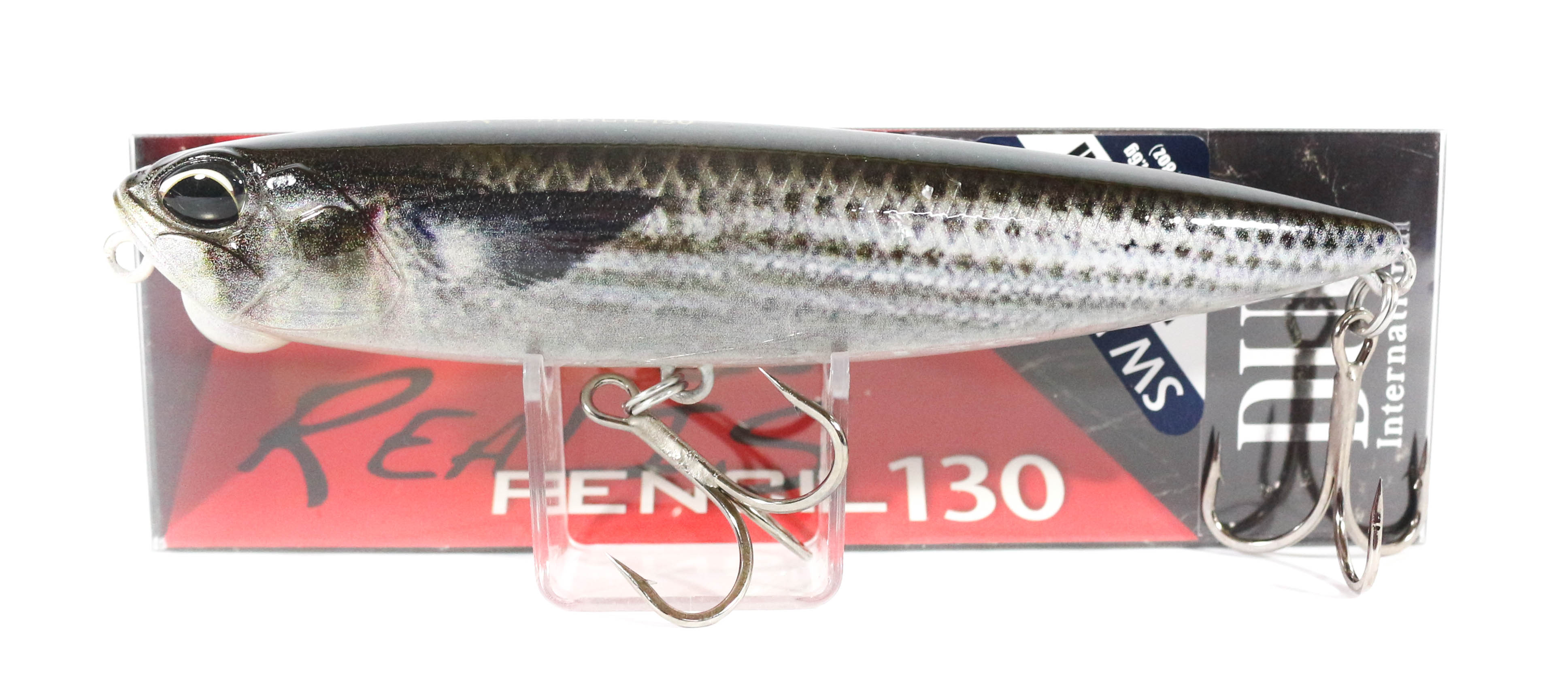 Duo Realis Pencil 130 SW Topwater Floating Lure ACC0804 (3808)