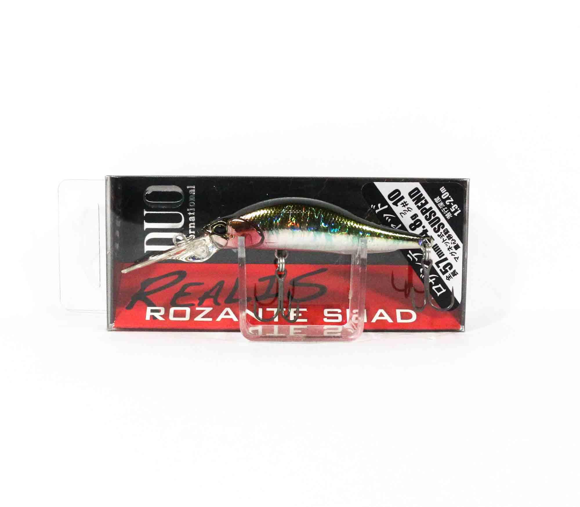 Duo Realis Rozante Shad 57 MR Suspend Lure DPA3504 (0756)