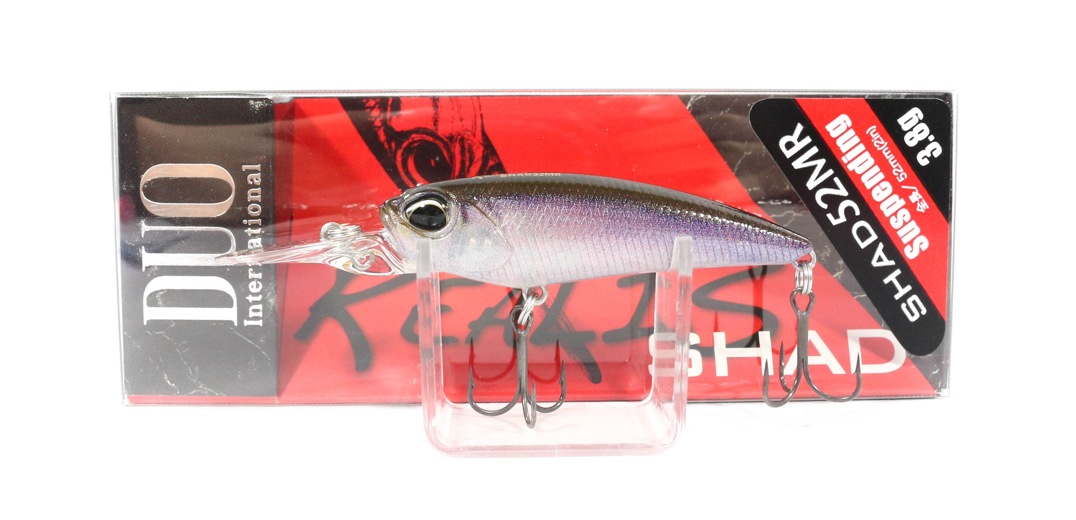 Duo Realis Shad 52 MR Suspend Lure CCC3813 (4500)