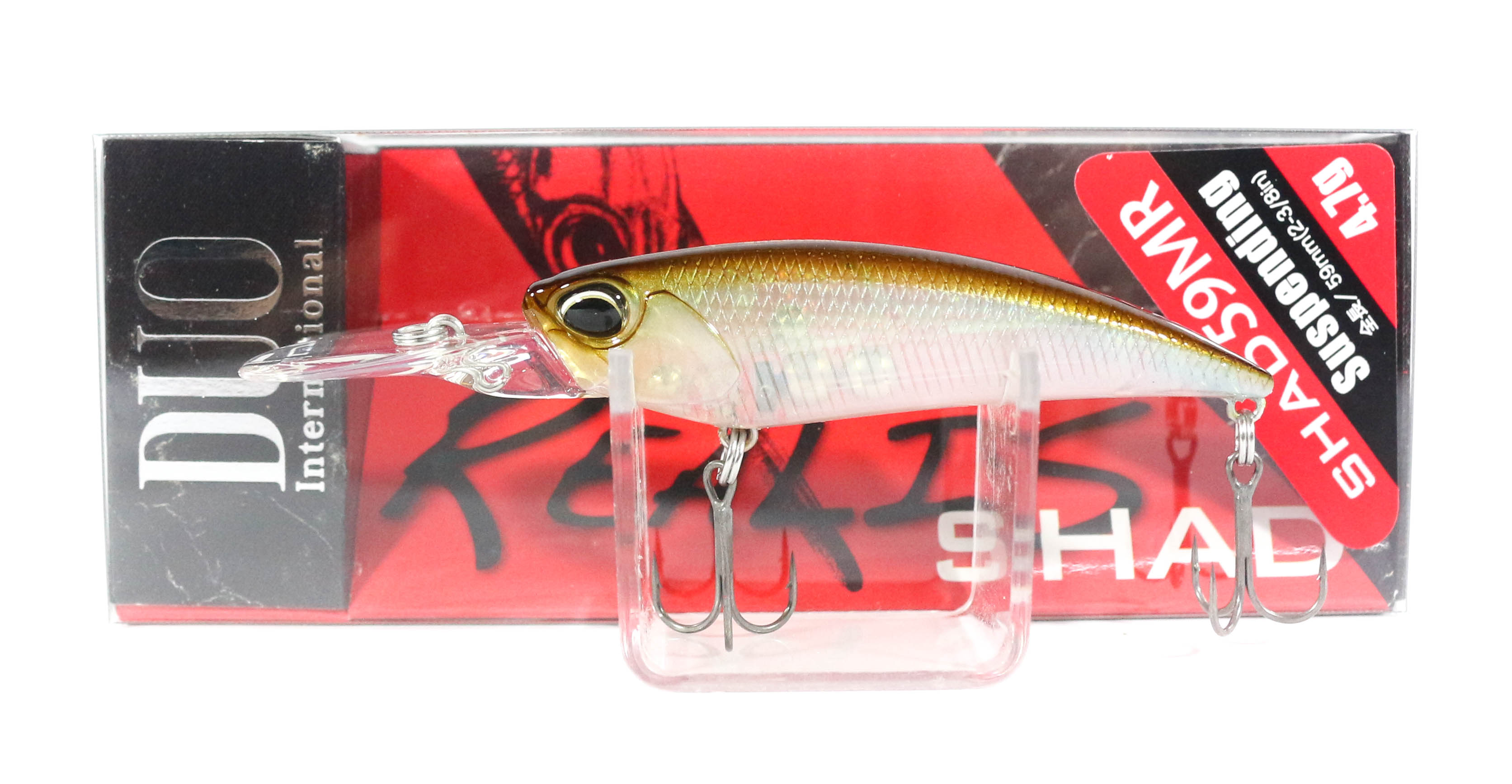 Duo Realis Shad 59 MR Suspend Lure GEA3006 (5765)