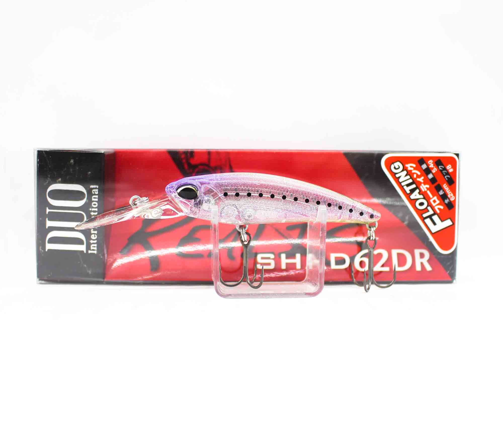 Duo Realis Shad 62 DR F Floating Lure CCCZ183 (7176)