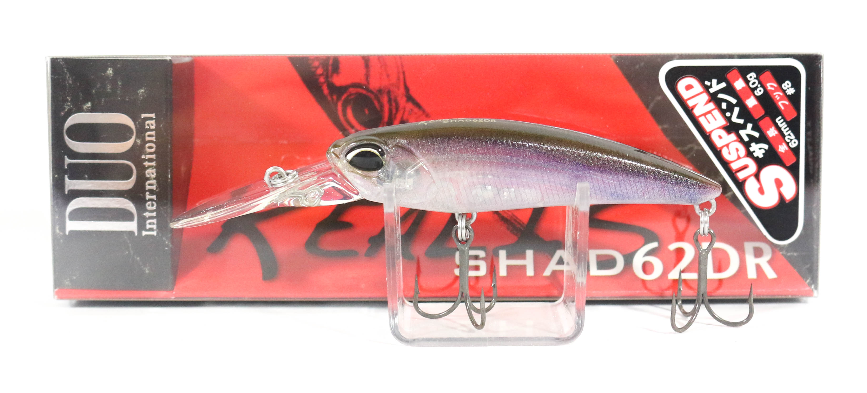 Duo Realis Shad 62 DR Suspend Lure CCC3813 (4401)