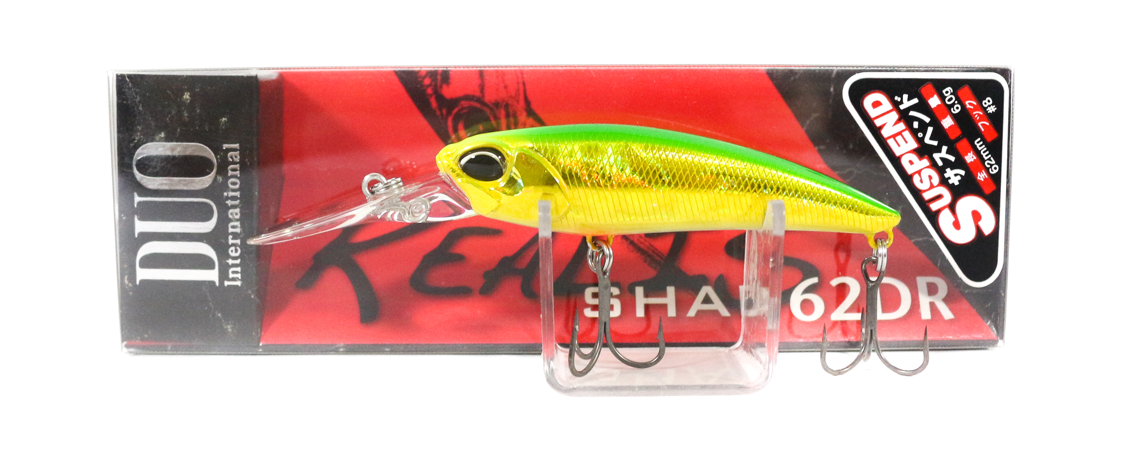 Duo Realis Shad 62 DR Suspend Lure ADA3185 (4066)