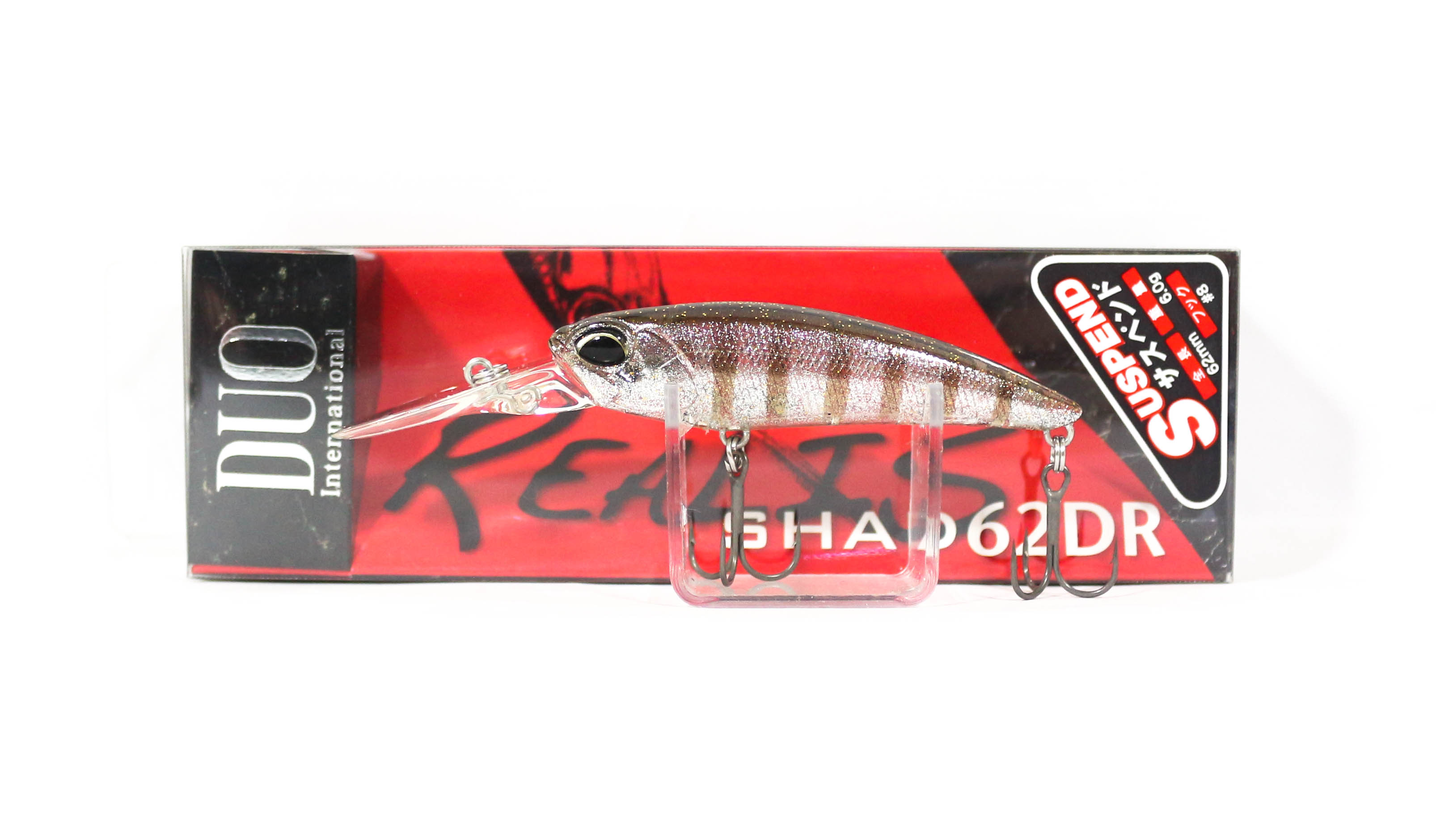 Duo Realis Shad 62 DR Suspend Lure CCC3330 (6780)