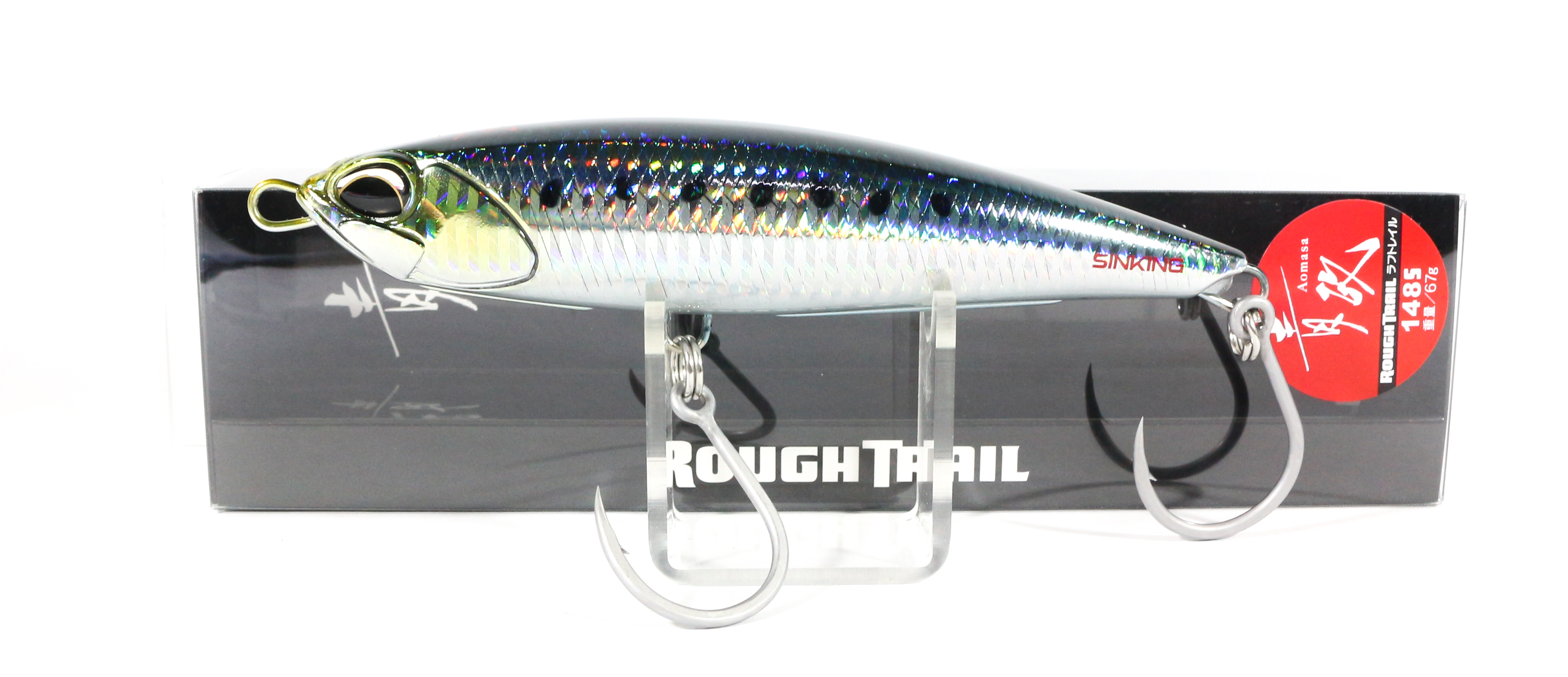 Duo Rough Trail Aomasa 148 Pencil 67 gram Sinking Lure GHA0011 (4654)