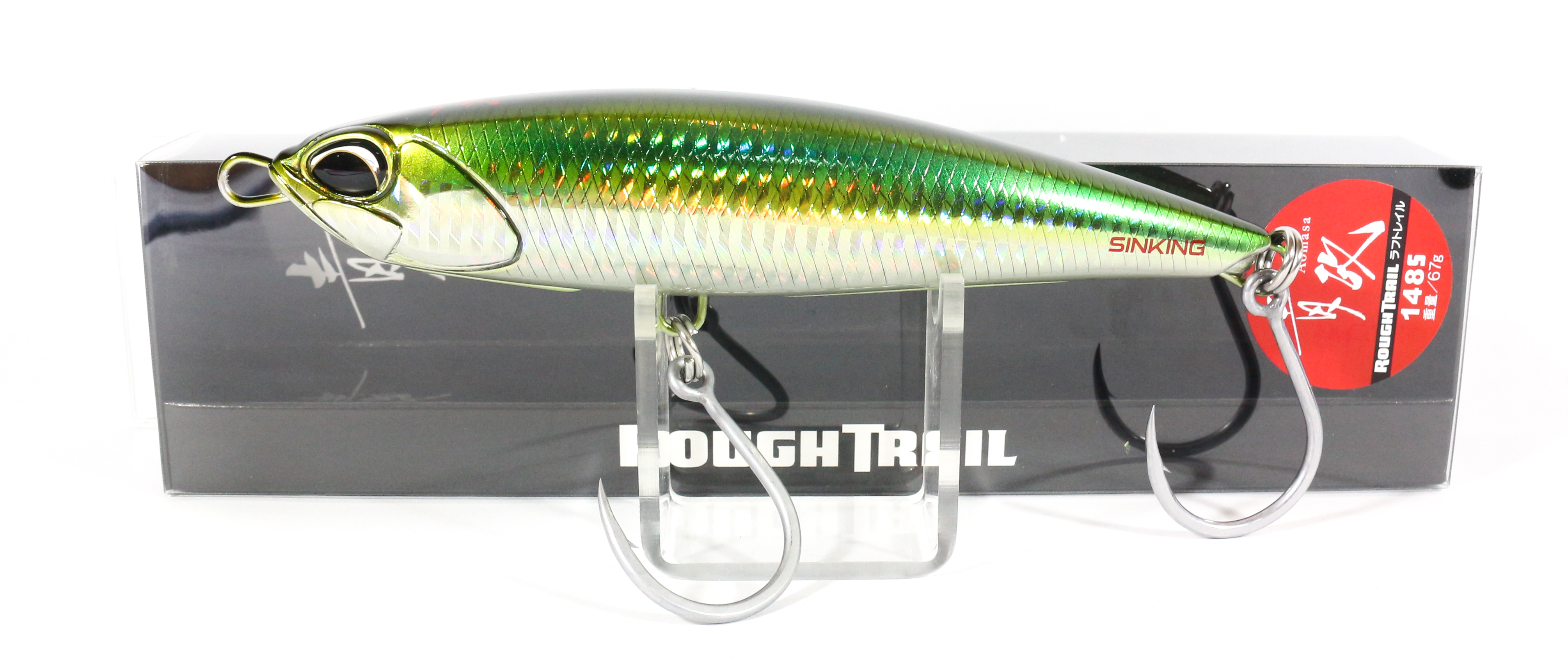 Duo Rough Trail Aomasa 148 Pencil 67 gram Sinking Lure GHA0144 (4708)