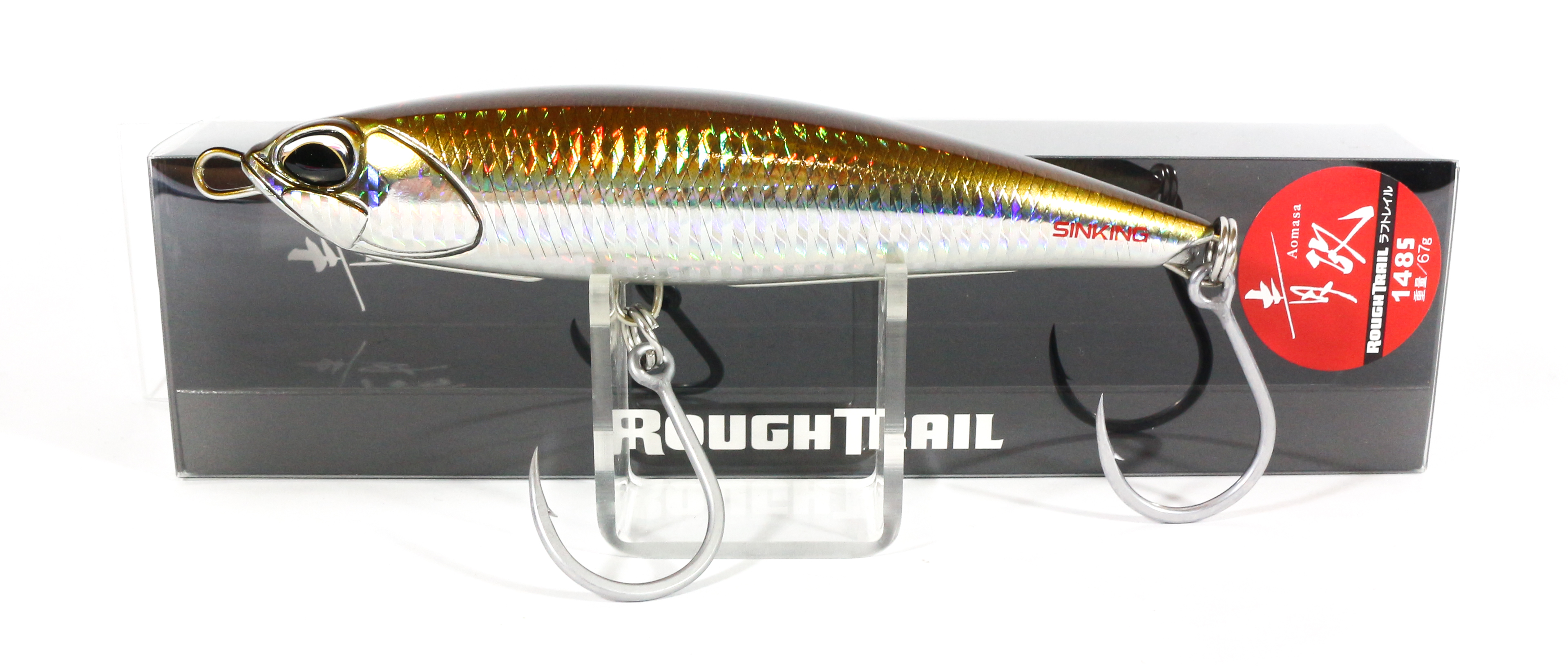 Duo Rough Trail Aomasa 148 Pencil 67 gram Sinking Lure GHA0153 (4715)