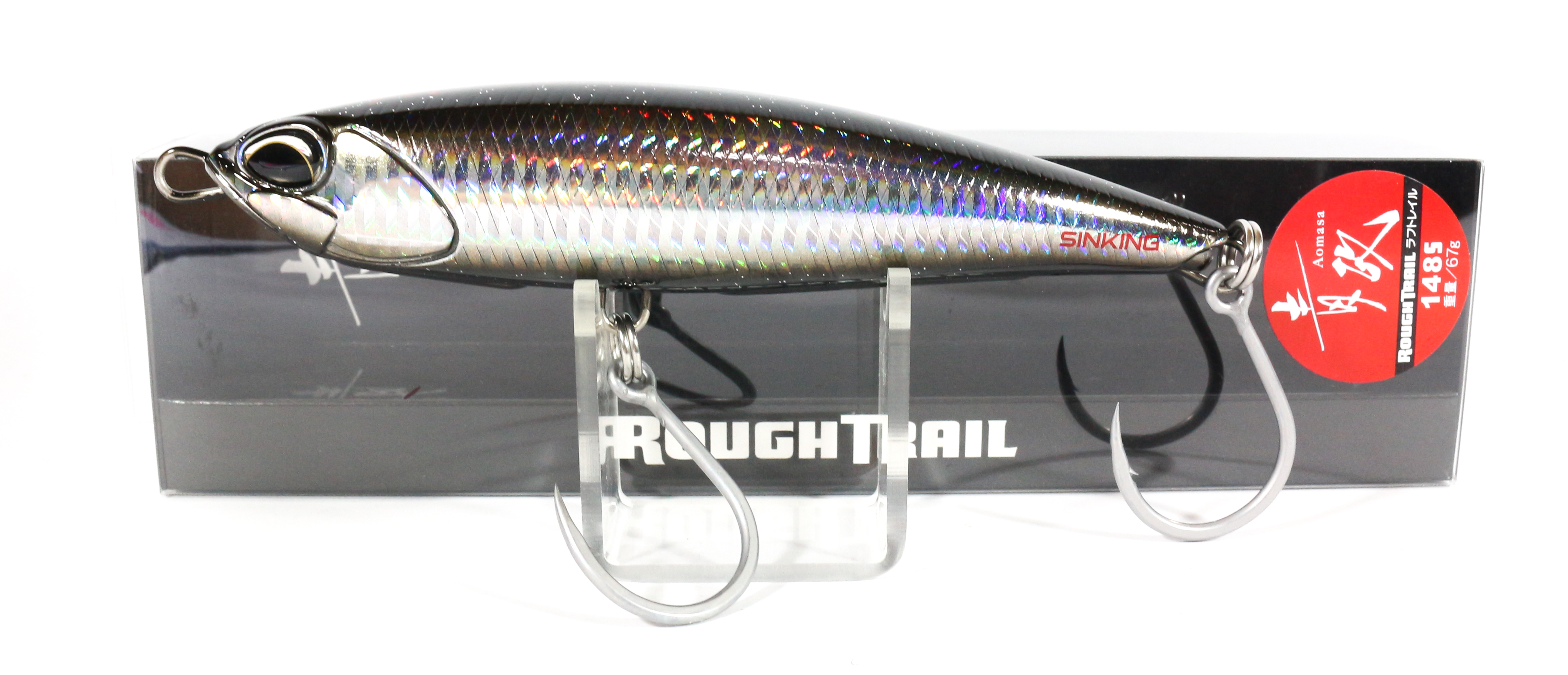 Duo Rough Trail Aomasa 148 Pencil 67 gram Sinking Lure GHA0192 (4722)