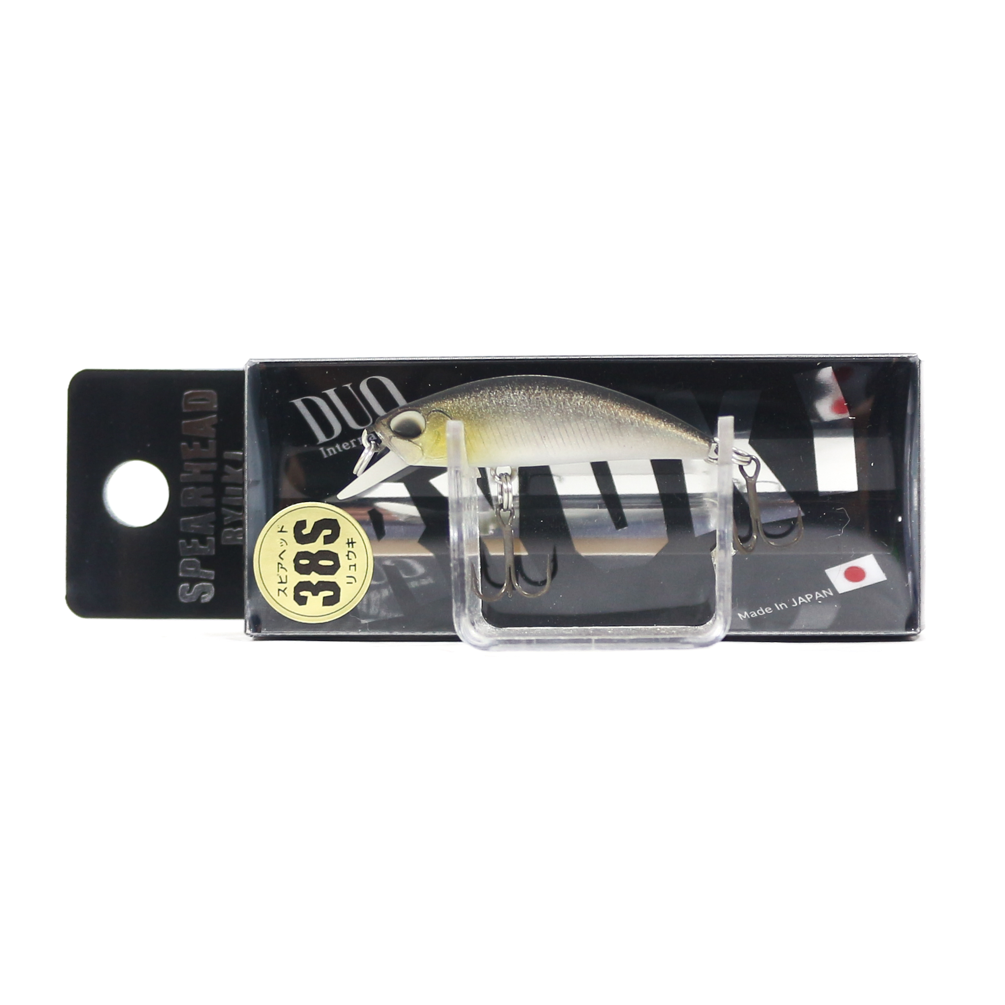 Duo Spearhead Ryuki 38S Sinking Lure ADA4015 (6941)