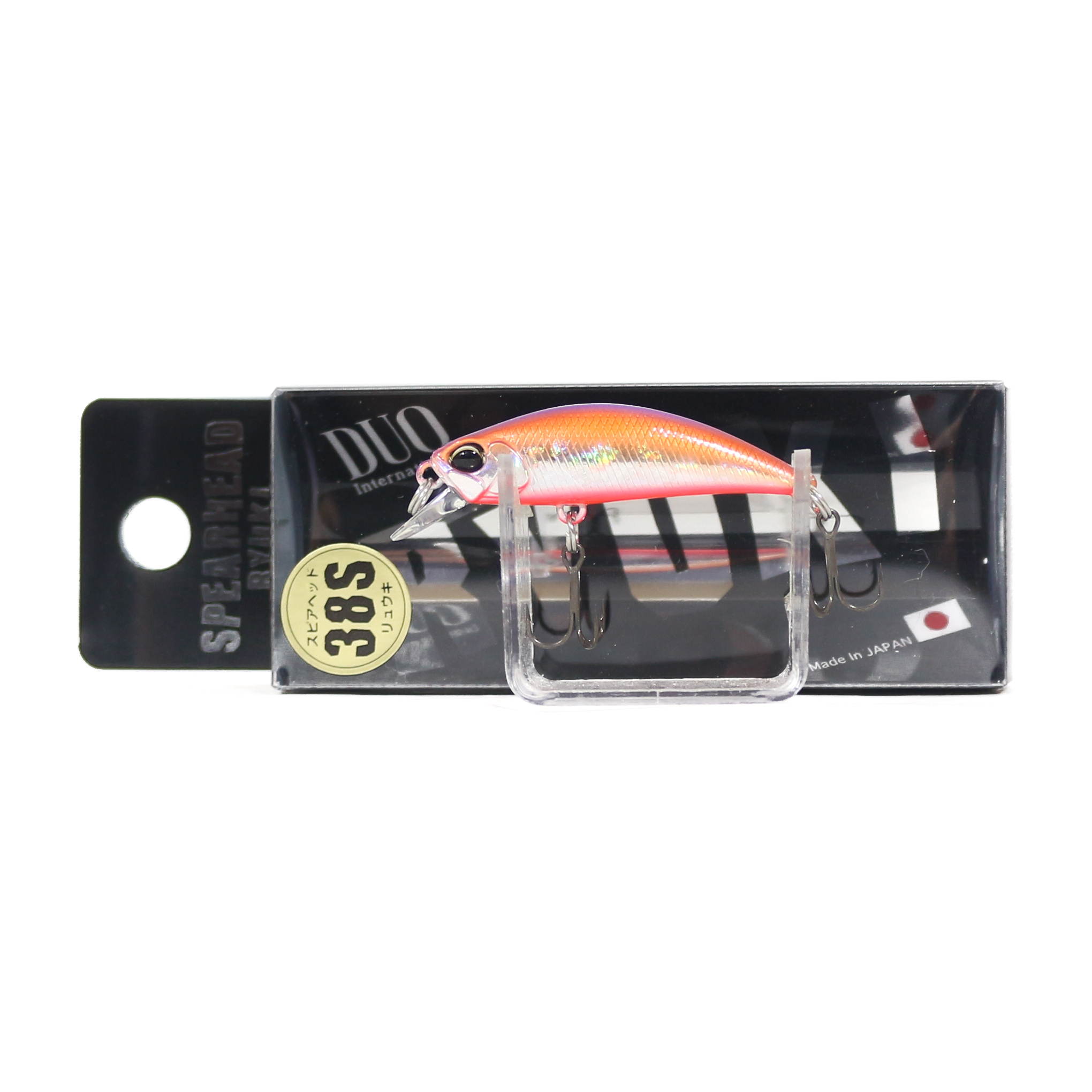 Duo Spearhead Ryuki 38S Sinking Lure ADA4071 (6958)