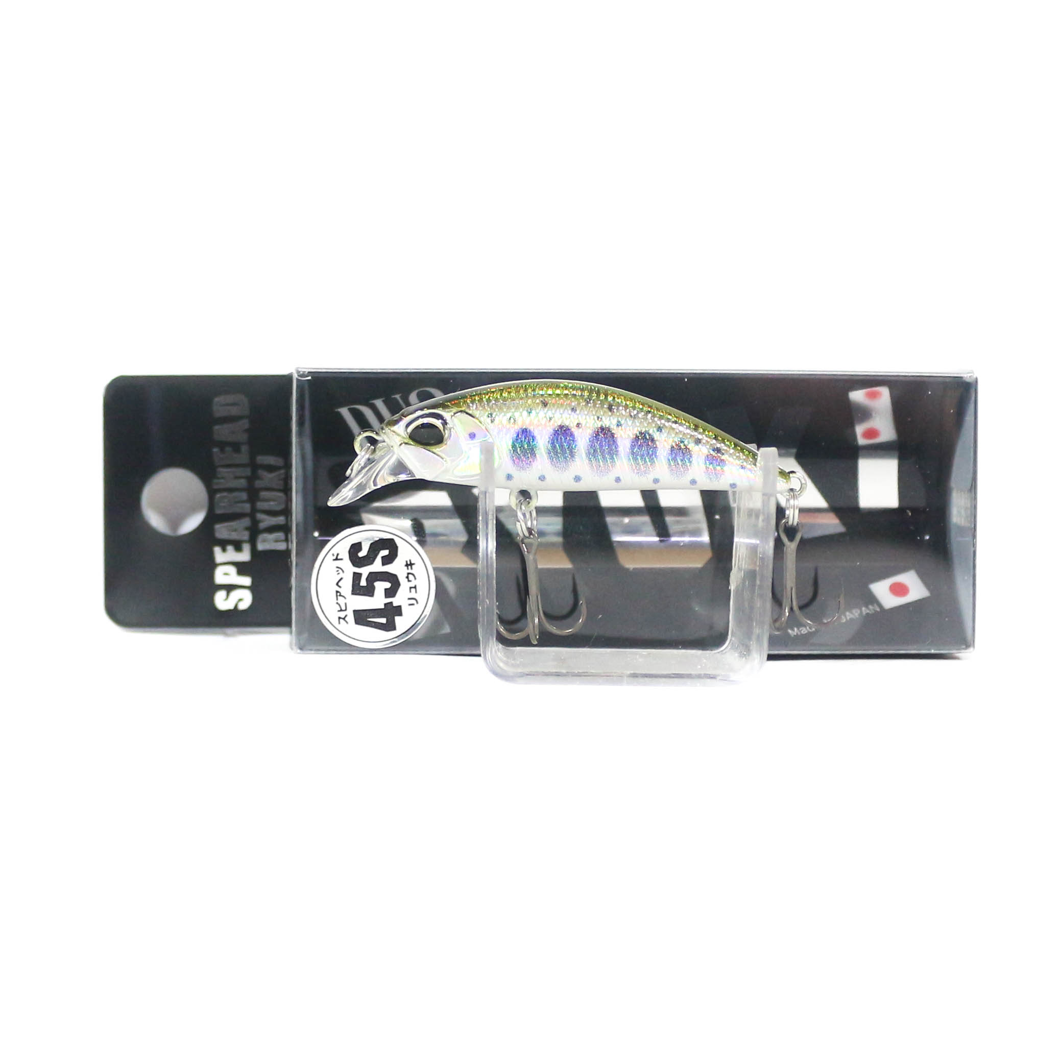 Duo Spearhead Ryuki 45S Sinking Lure ANA4034 (0759)