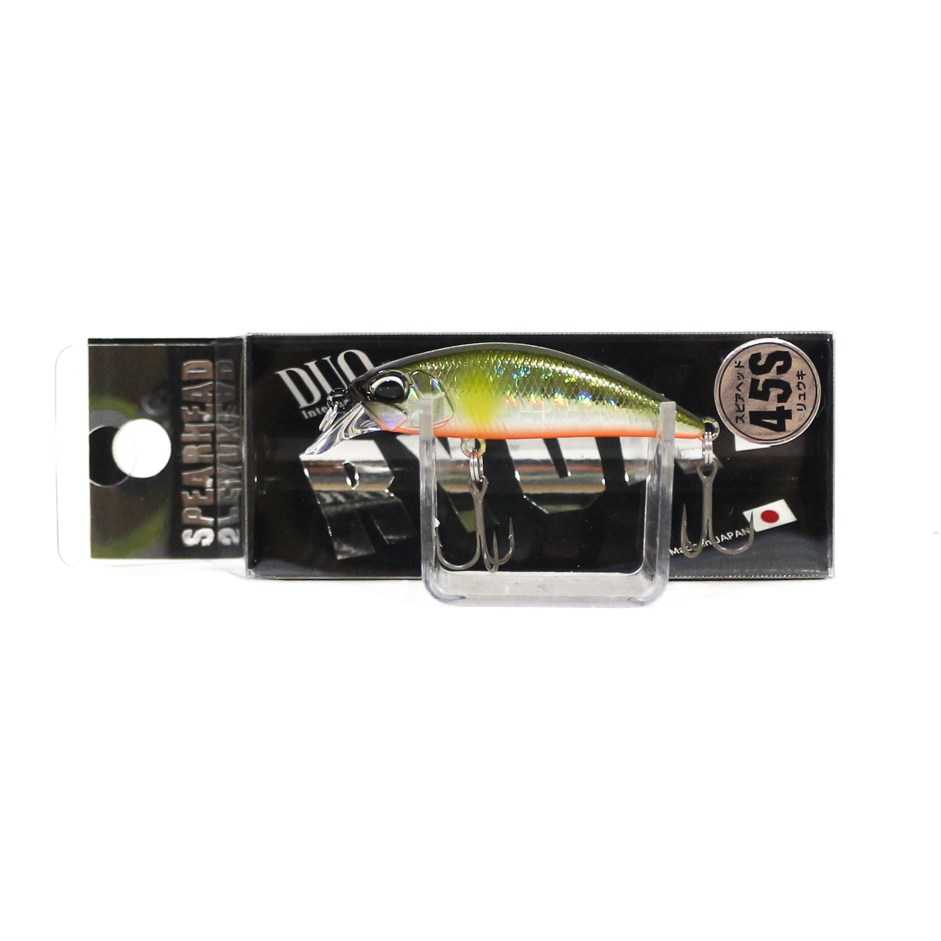 Duo Spearhead Ryuki 45S Sinking Lure AHA4006 (1373)