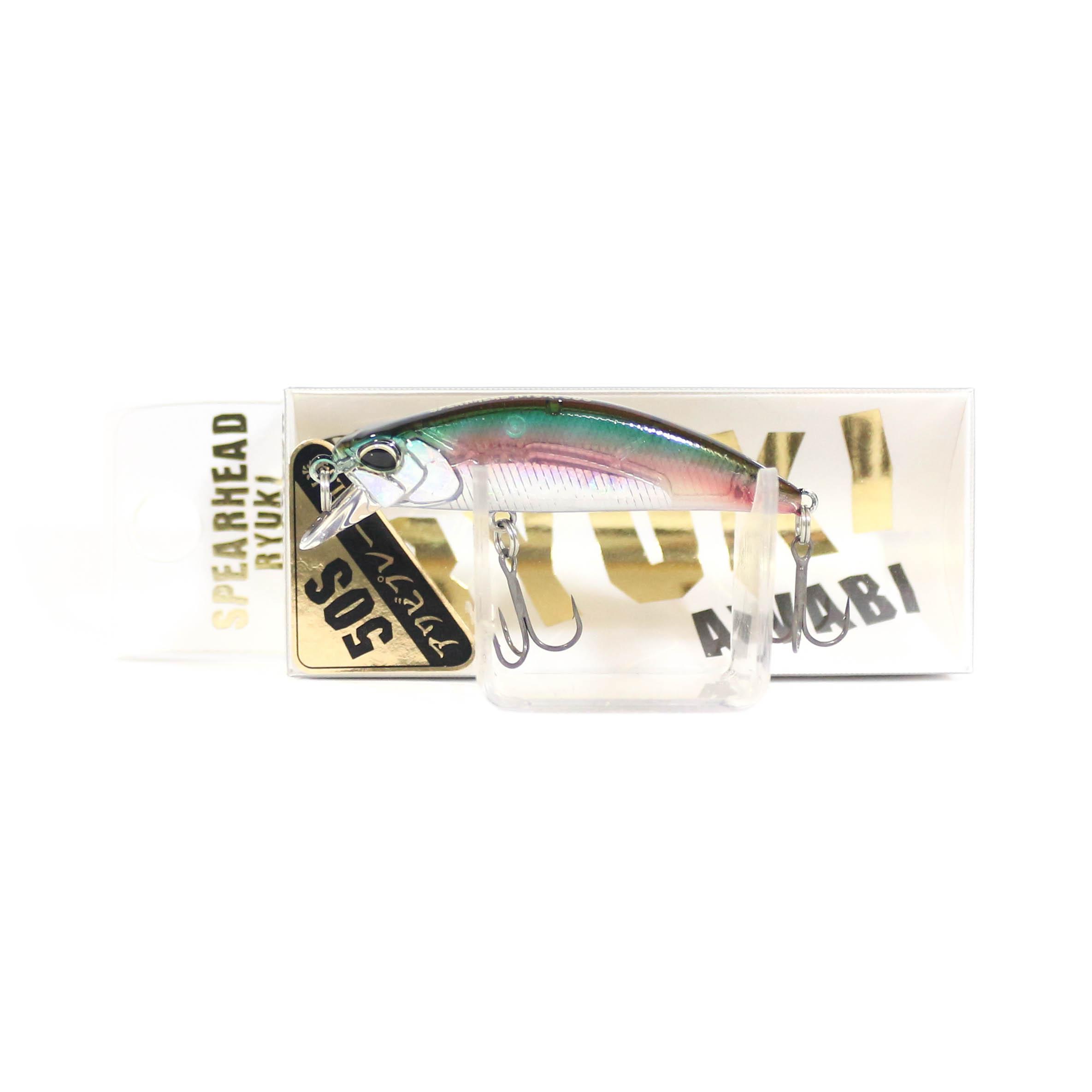 0940 Duo Spearhead Ryuki 50S Sinking Lure ADA4013