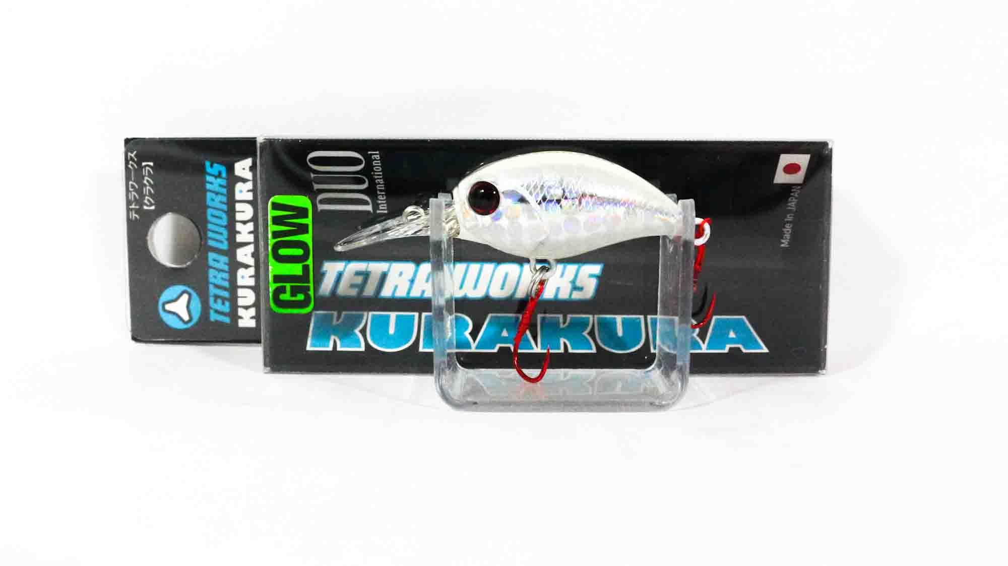 Duo Tetra Works Kura Kura Mini Crank 30 mm Floating Lure AQA0111 (2024)