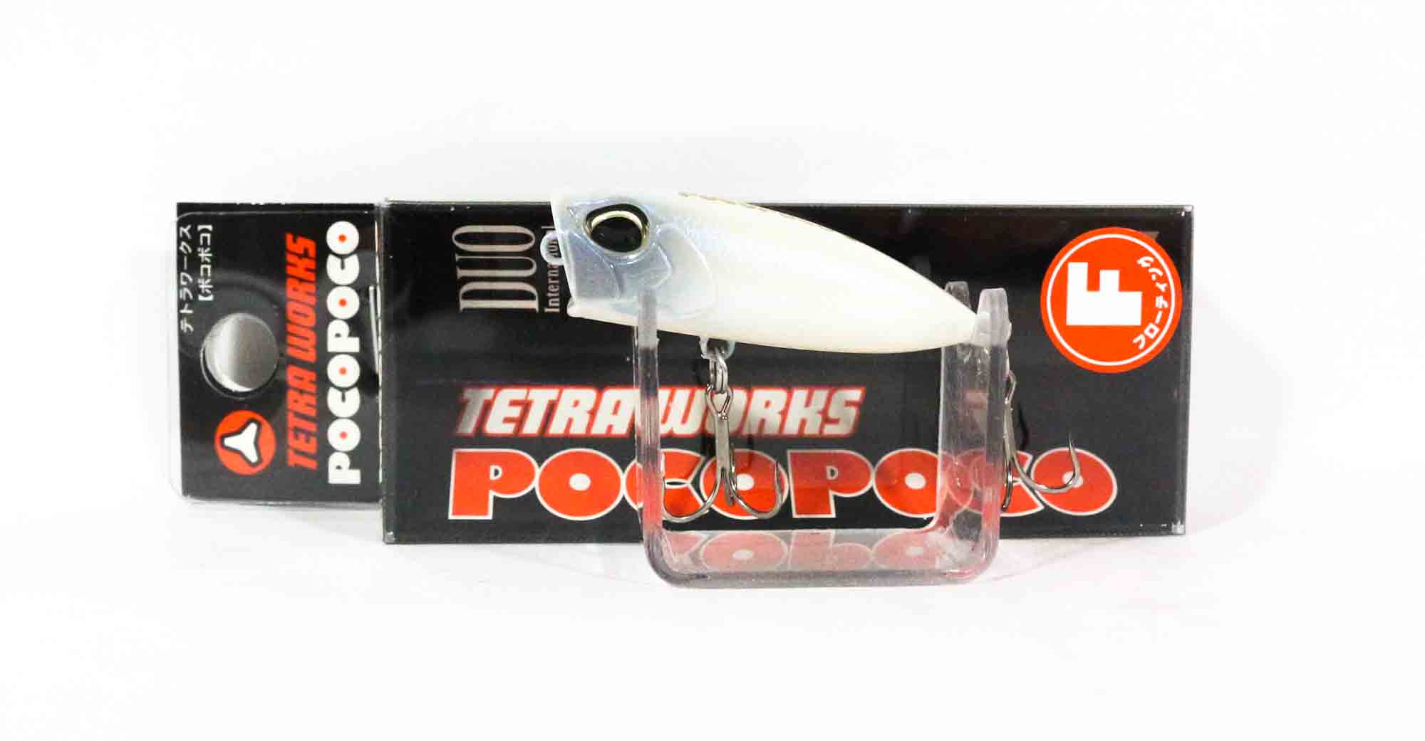 Duo Tetra Works Poco Poco Mini Popper 40 mm Floating Lure ACC3008 (6606)