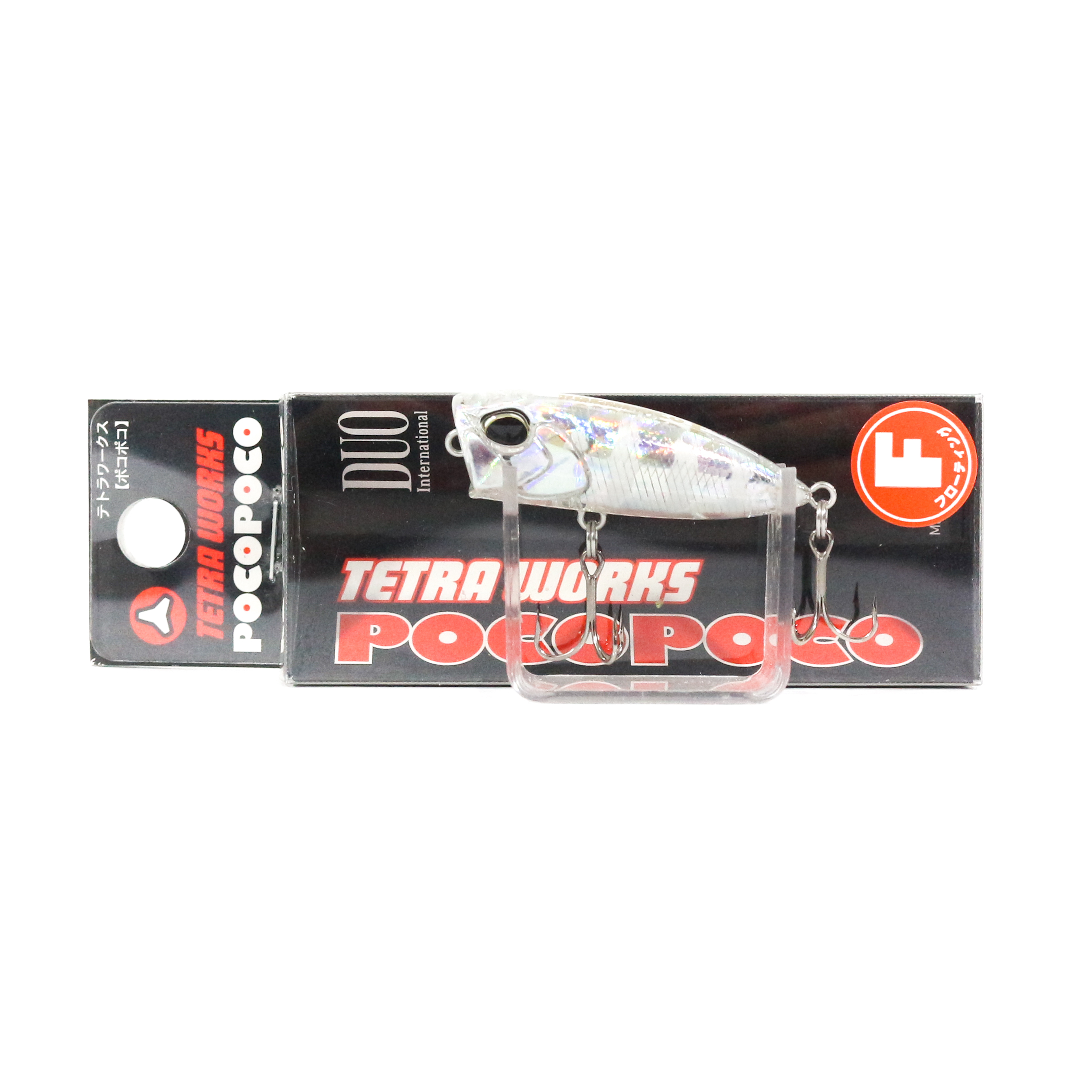 Duo Tetra Works Poco Poco Mini Popper 40 mm Floating Lure CJA0101 (8175)