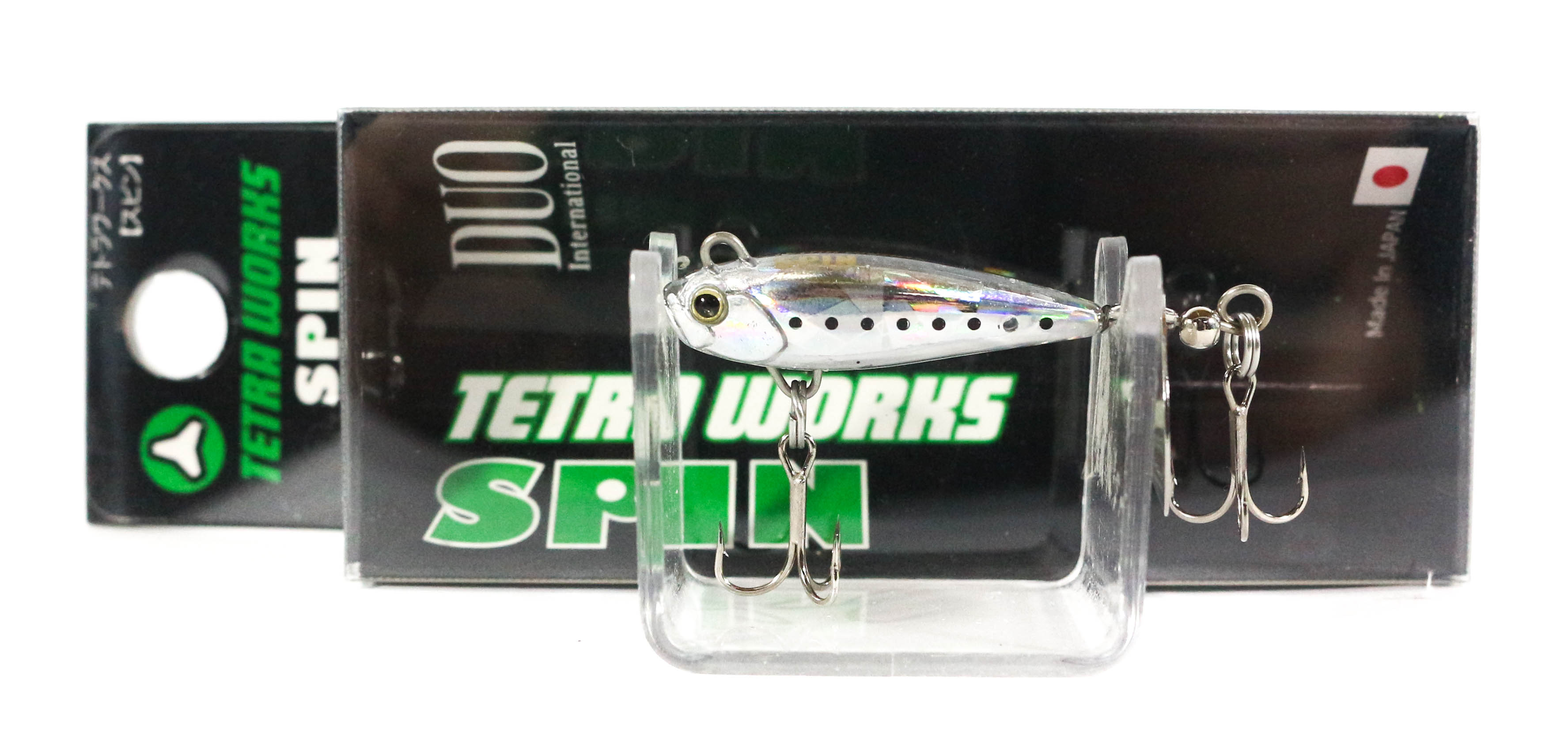 Duo Tetra Works Spin 28 mm 5 grams Sinking Lure CKA0370 (5413)
