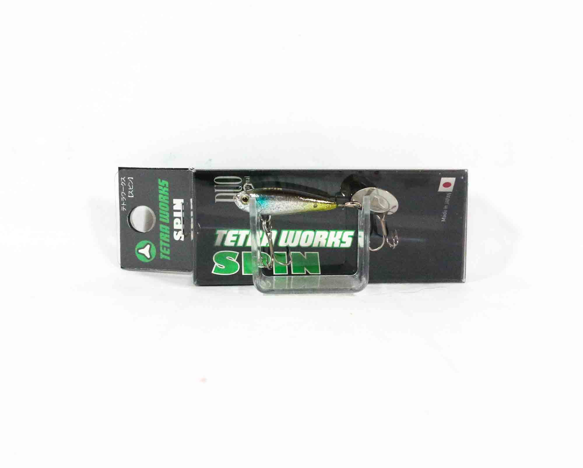 Duo Tetra Works Spin 28 mm 5 grams Sinking Lure CCC0458 (3178)