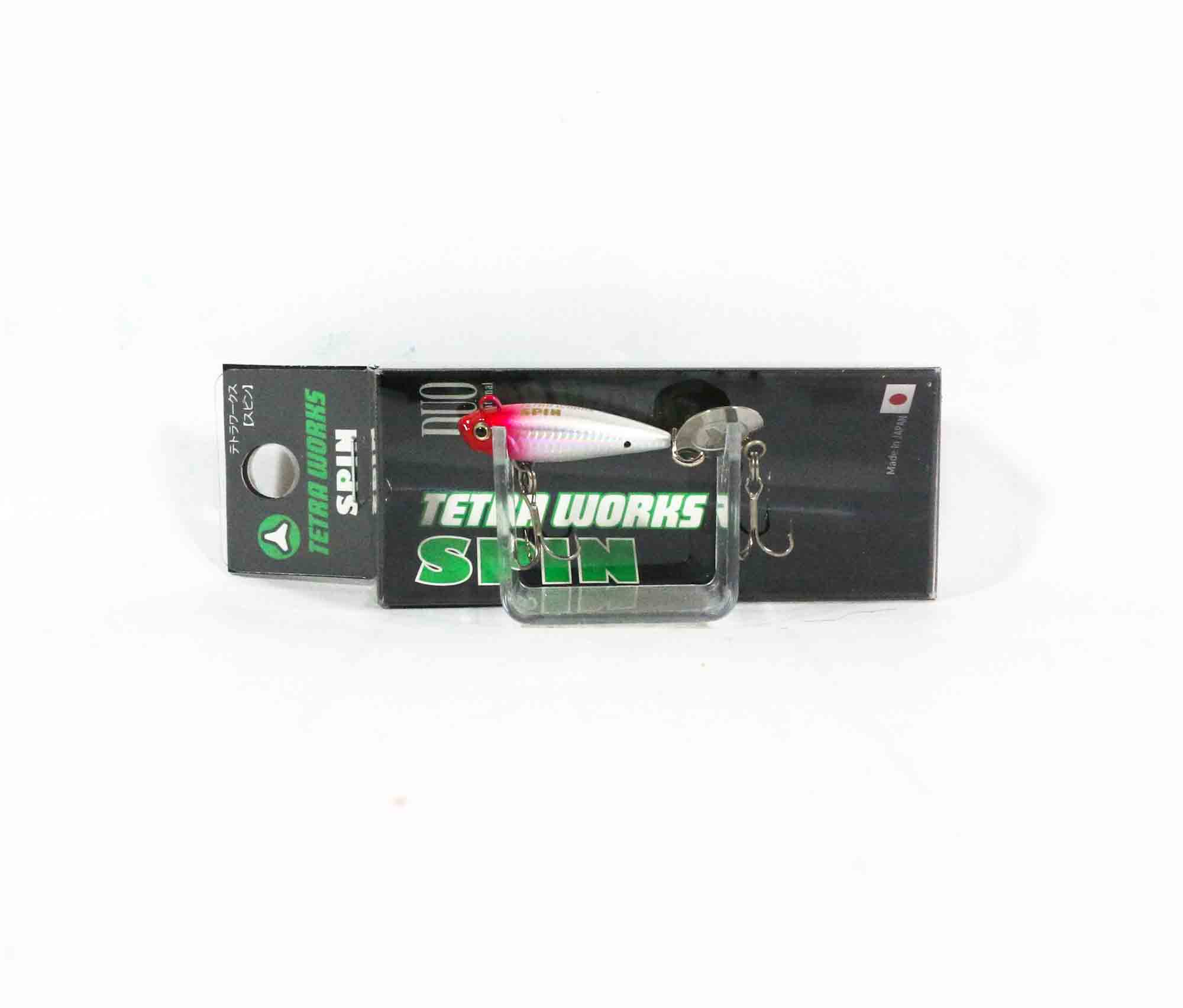 Duo Tetra Works Spin 28 mm 5 grams Sinking Lure SMA0514 (2148)