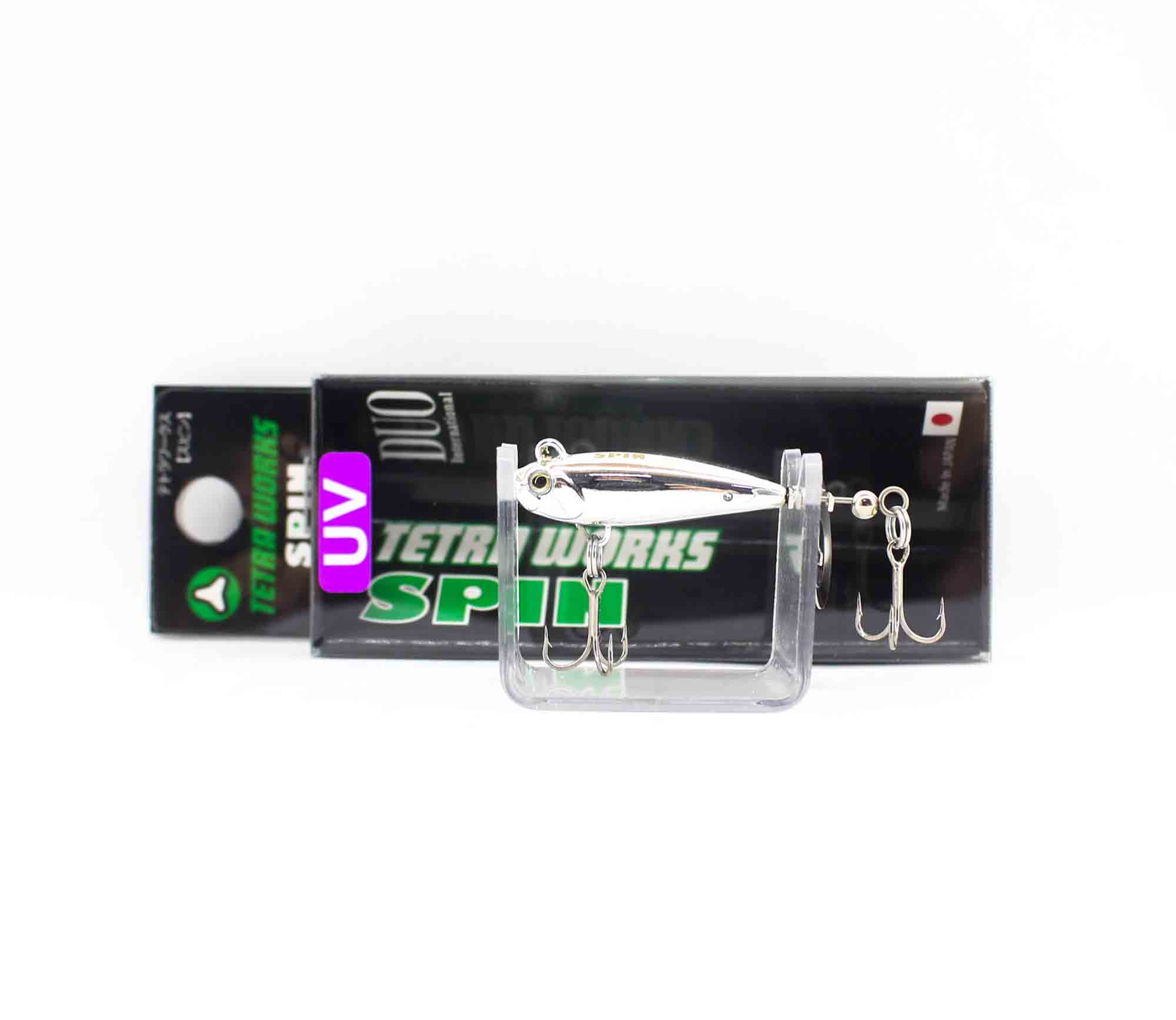 Duo Tetra Works Spin 28 mm 5 grams Sinking Lure MCC0522 (2918)