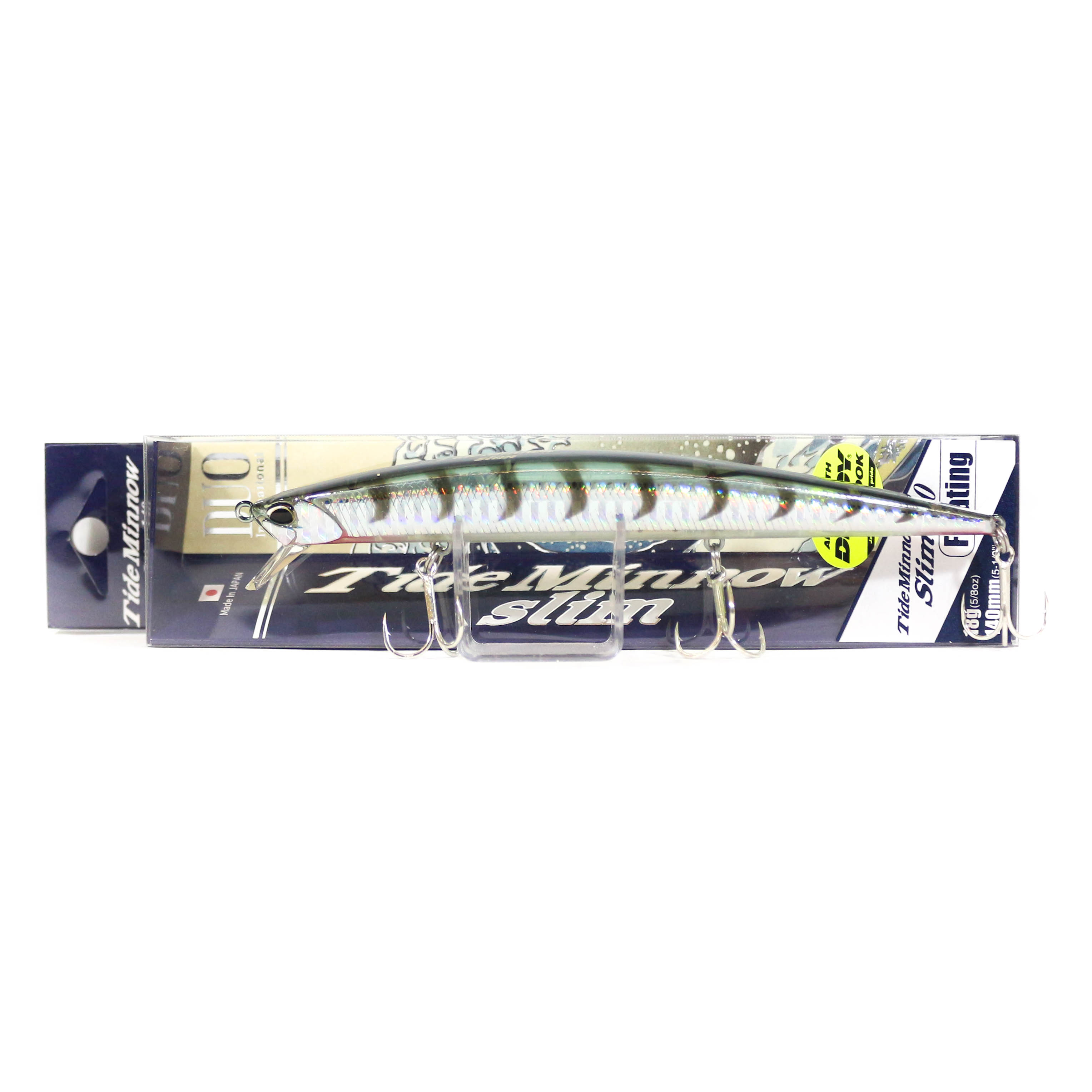 Duo Tide Minnow Slim 140 Floating Lure DHN0331 9520