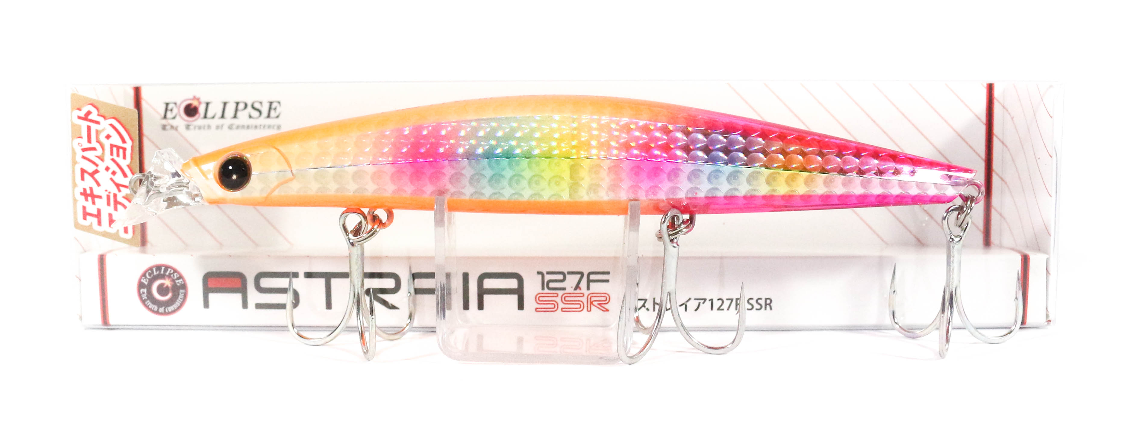 Sale Eclipse Astraia 127F SSR Floating Lure 151 (4306)