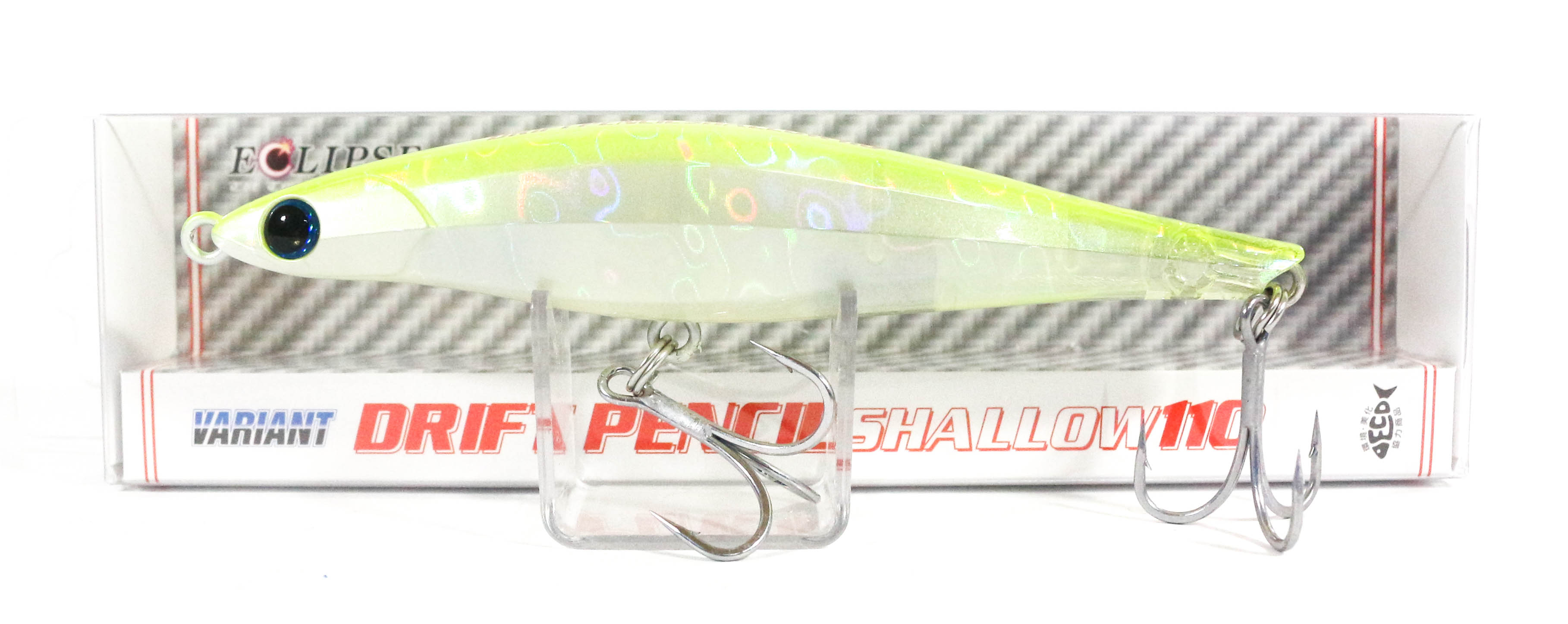 Sale Eclipse Drift Pencil 110 Shallow Sinking Lure #91 (7179)