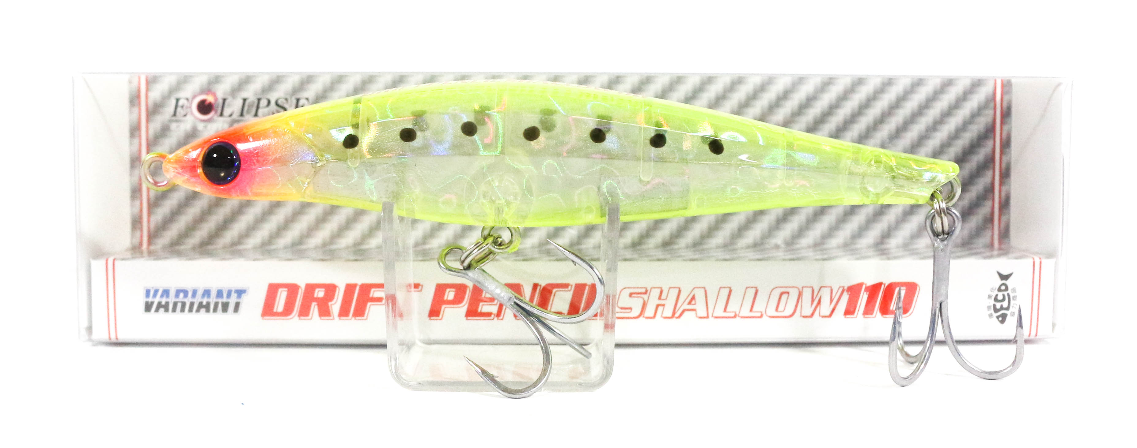 Sale Eclipse Drift Pencil 110 Shallow Sinking Lure #94 (7186)