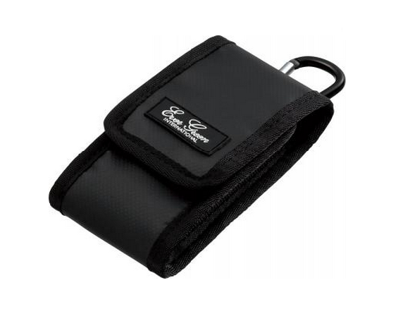 Sale Evergreen Mobile Case Pouch Compact Multi Purpose Black (3299)