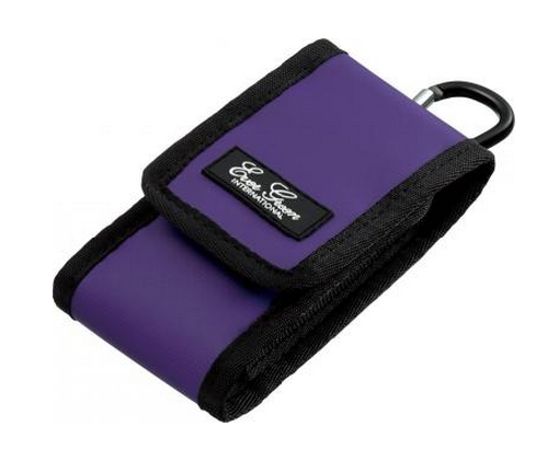 Sale Evergreen Mobile Case Pouch Compact Multi Purpose Purple (3312)