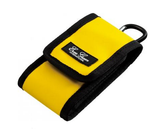 Sale Evergreen Mobile Case Pouch Compact Multi Purpose Yellow (3329)