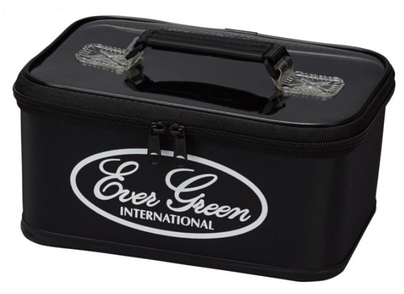 Evergreen Tackle Box Inner Bag Container M Black 255 x 170 x 120 mm (4582)