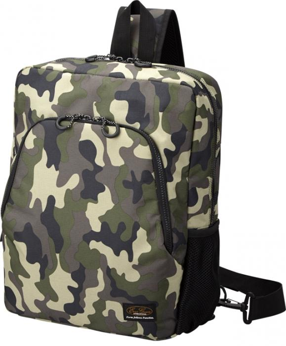 Sale Evergreen Tackle Bag One Shoulder Big Fishing Bag Camou (6803)