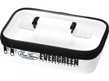 Evergreen Tackle Box Inner Bag Container S White 255 x 170 x 65 mm (7046)
