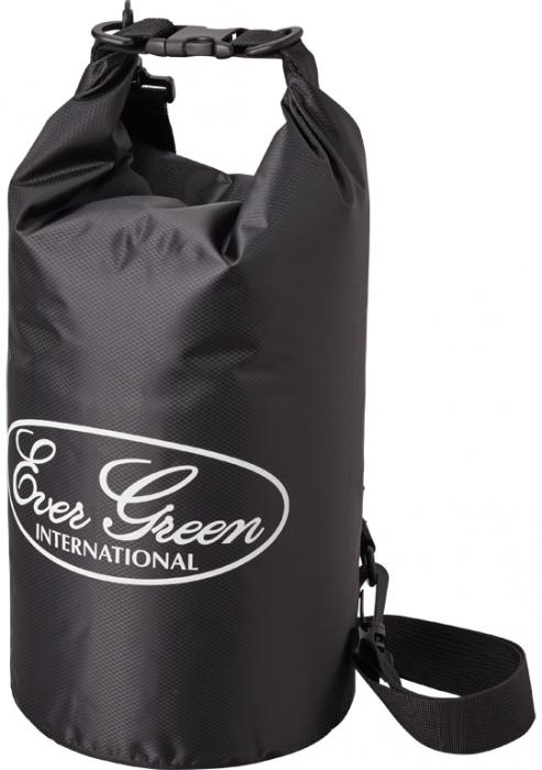 Evergreen Dry Bag 10L 190 x 430 mm Black (8098)