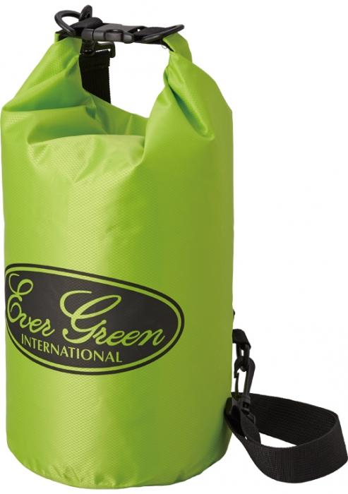 Evergreen Dry Bag 10L 190 x 430 mm Green (8111)