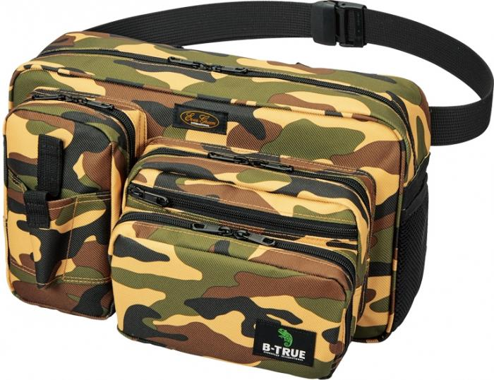 Evergreen Tackle Bag Hip Bag B-True Camou (0992)