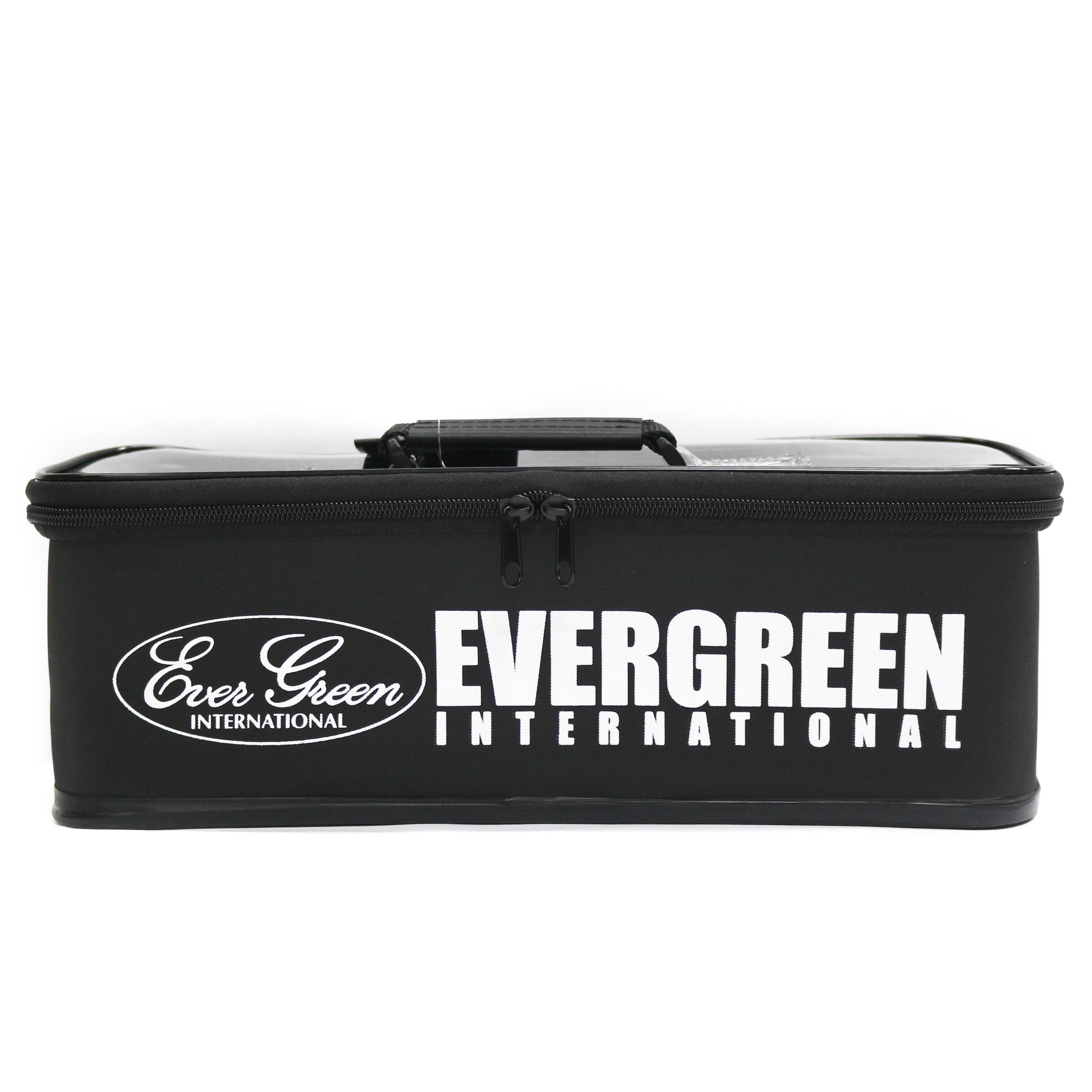 Evergreen Inner Bakkan Long 360 x 125 x 120 mm Black (8479)