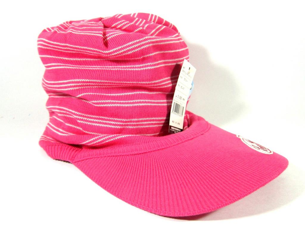 Evergreen Casquette Hat Beanie for Cold Weather Pink (6335)